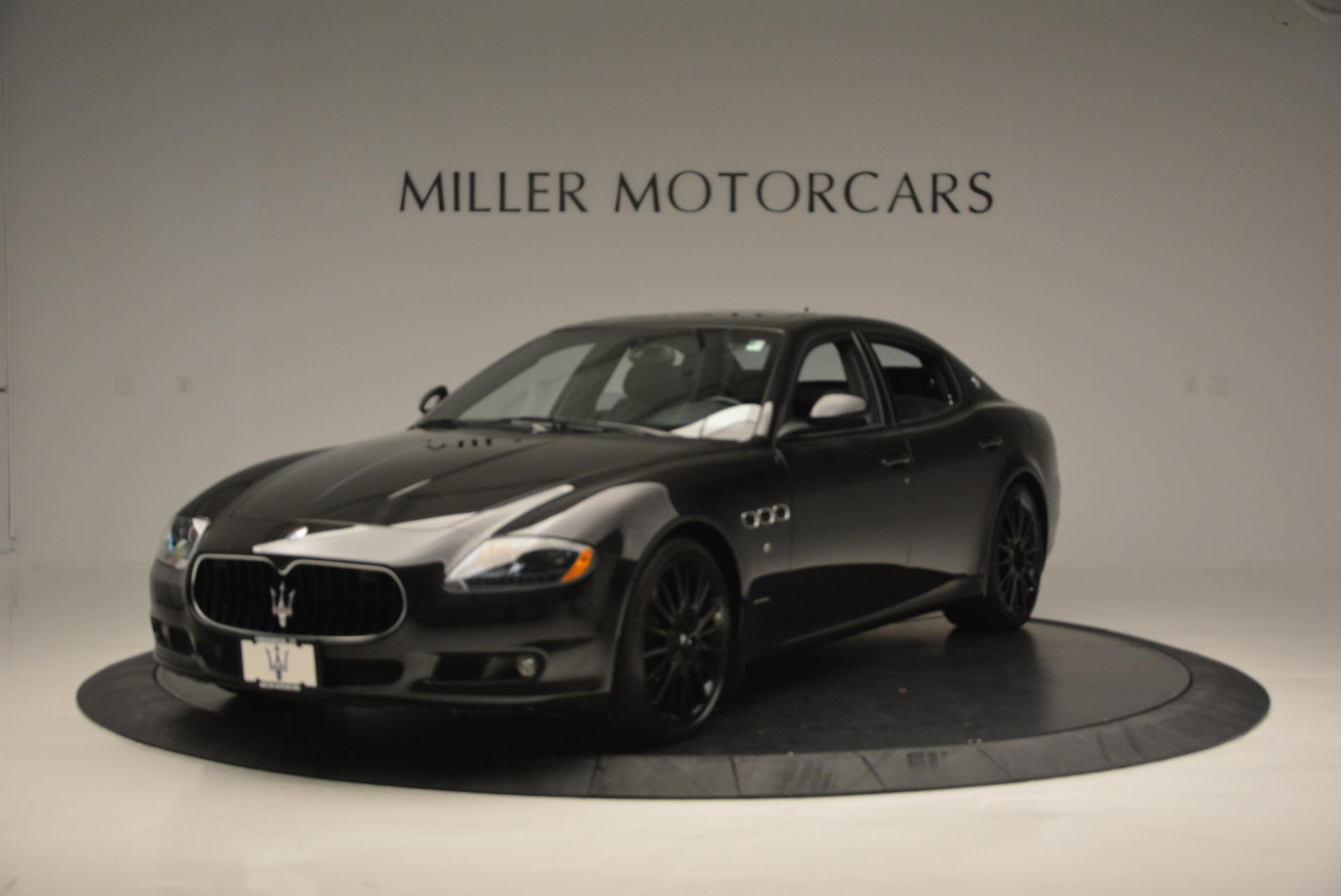 2011 maserati quattroporte sport gt s stock # 7080 for sale near