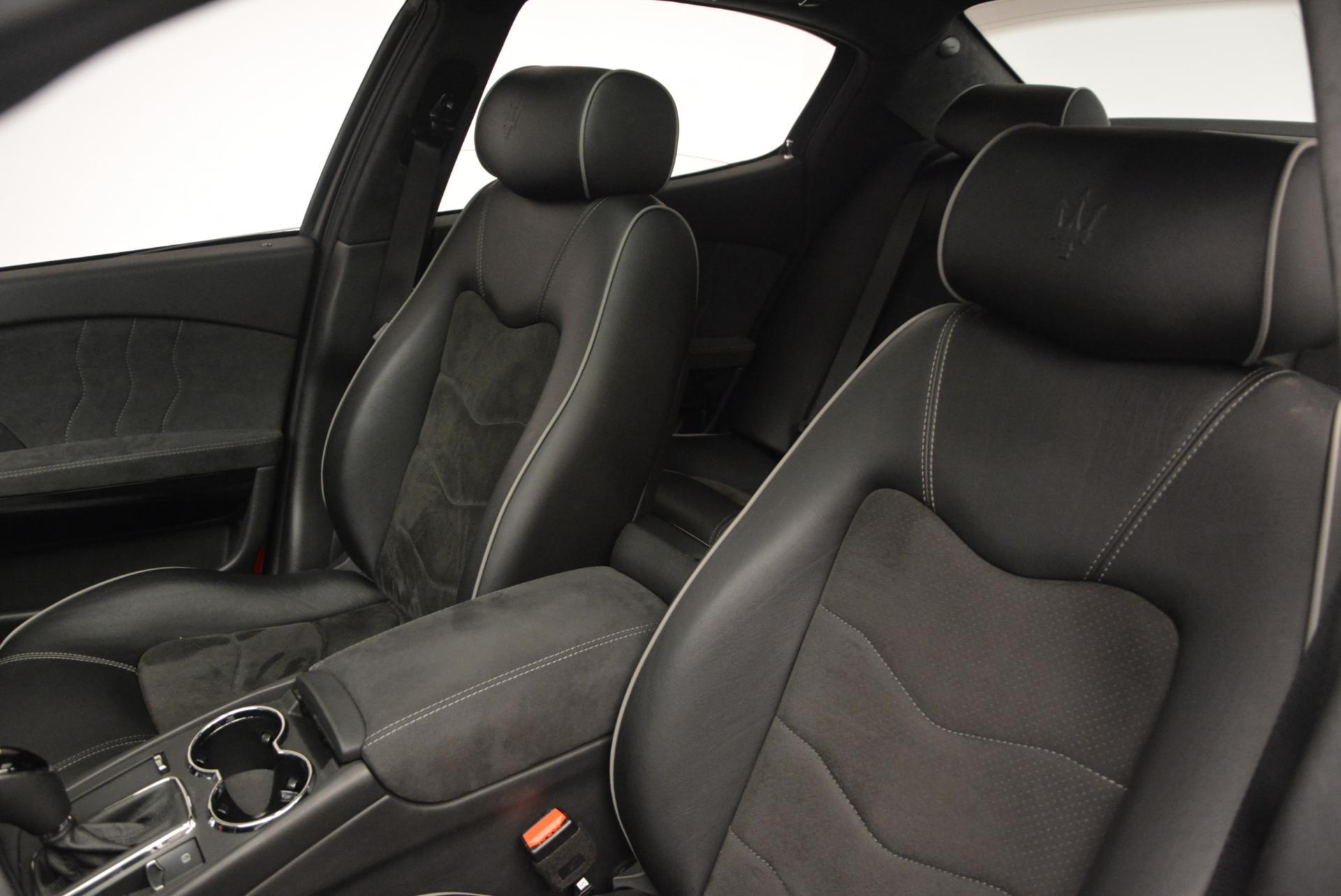 Used 2011 Maserati Quattroporte Sport GT S | Greenwich, CT