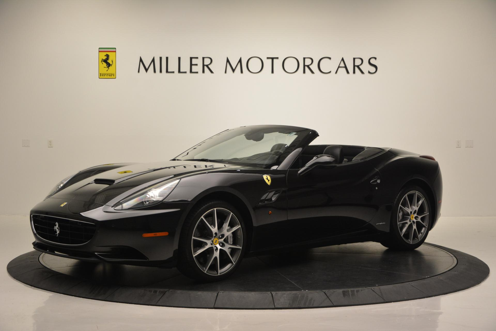Used 2012 Ferrari California Greenwich Ct