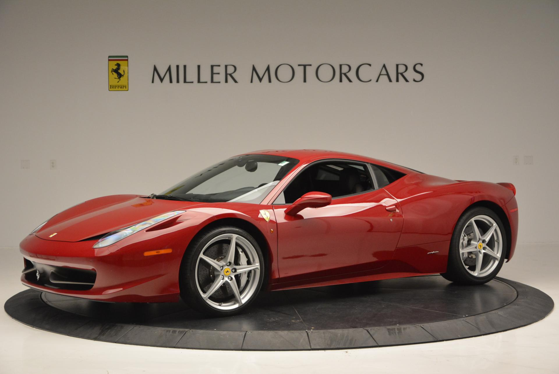 Used 2011 Ferrari 458 Italia Greenwich Ct
