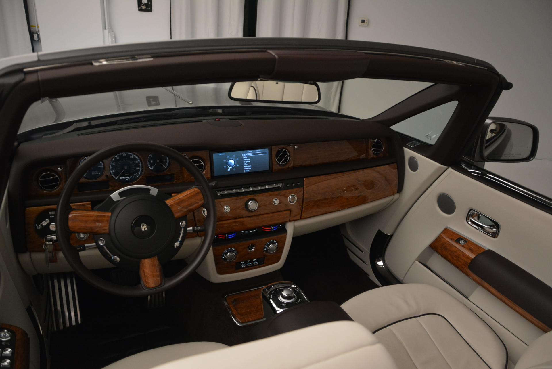 Used 2015 Rolls-Royce Phantom Drophead Coupe    Greenwich, CT