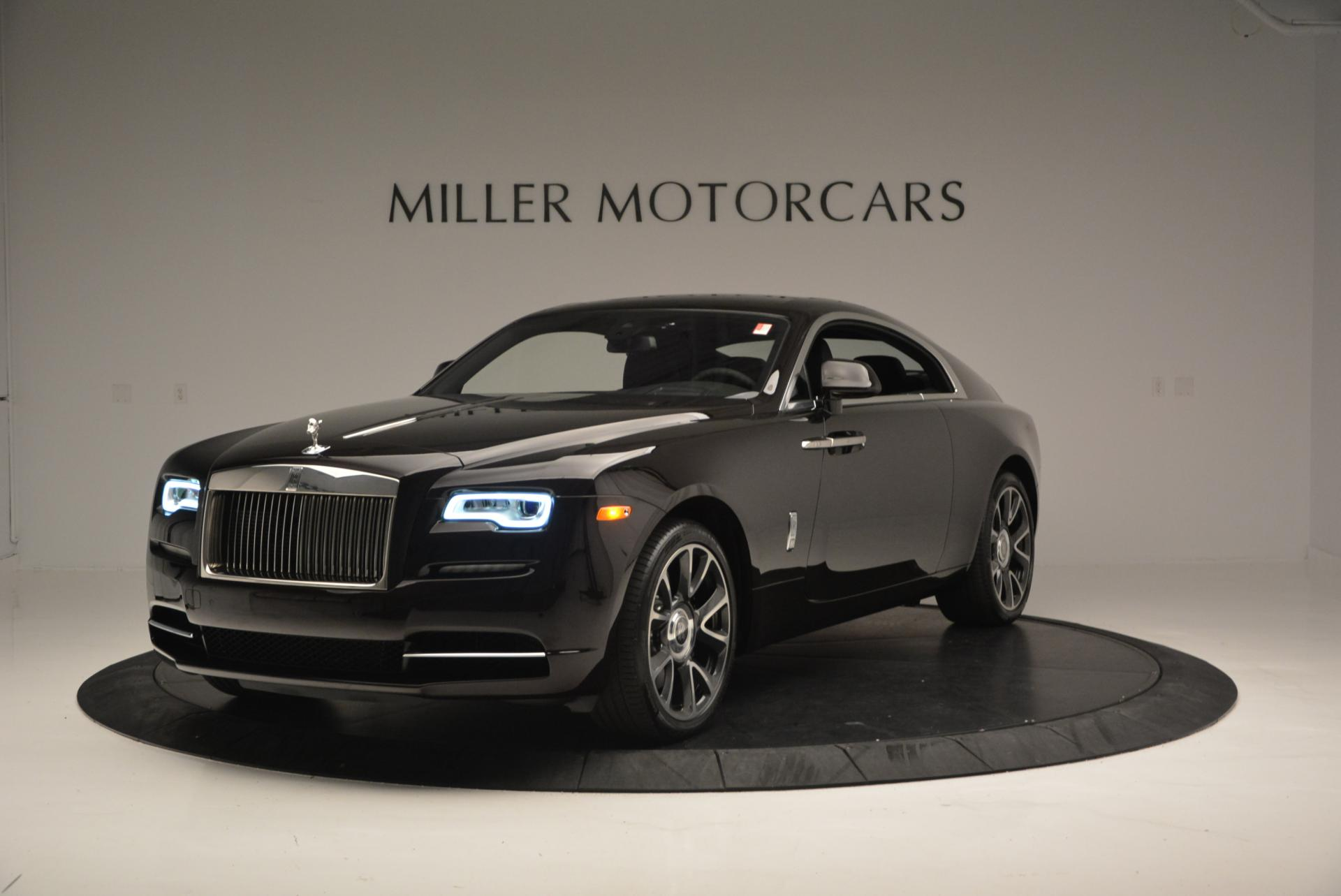 Used 2017 Rolls Royce Wraith Greenwich Ct