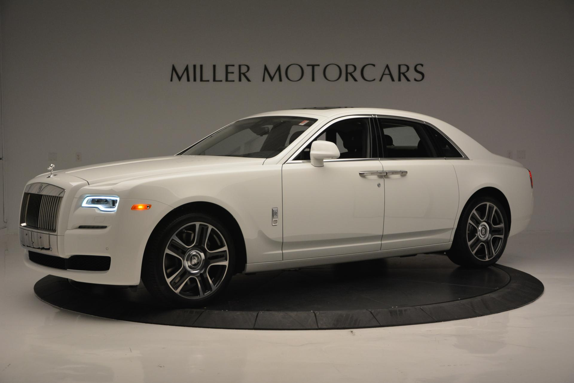 New 2017 Rolls-Royce Ghost  | Greenwich, CT