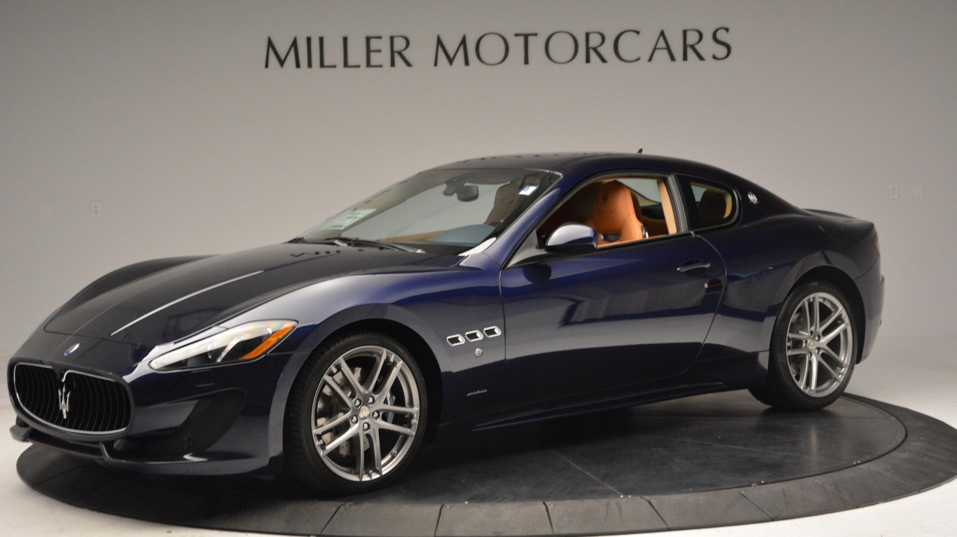 New 2017 Maserati Granturismo Sport Greenwich Ct