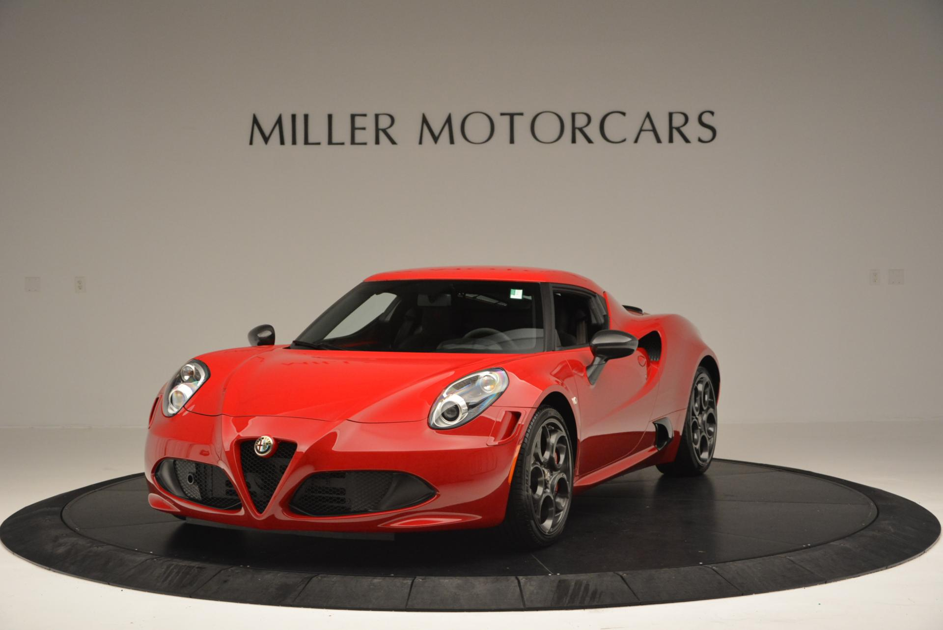 used 2015 alfa romeo 4c launch edition greenwich ct. Black Bedroom Furniture Sets. Home Design Ideas