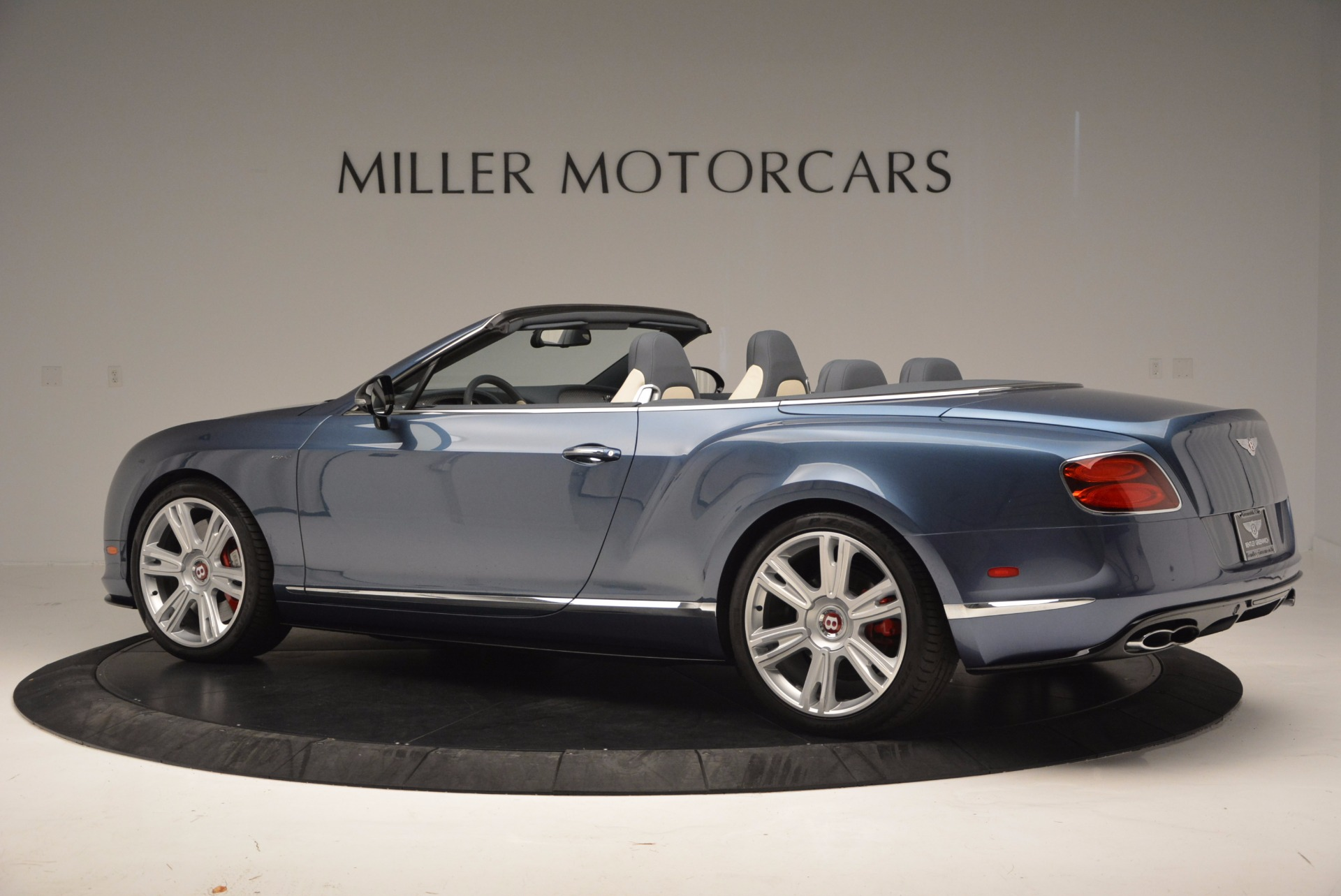 Used 2014 Bentley Continental GT V8 S Convertible  | Greenwich, CT