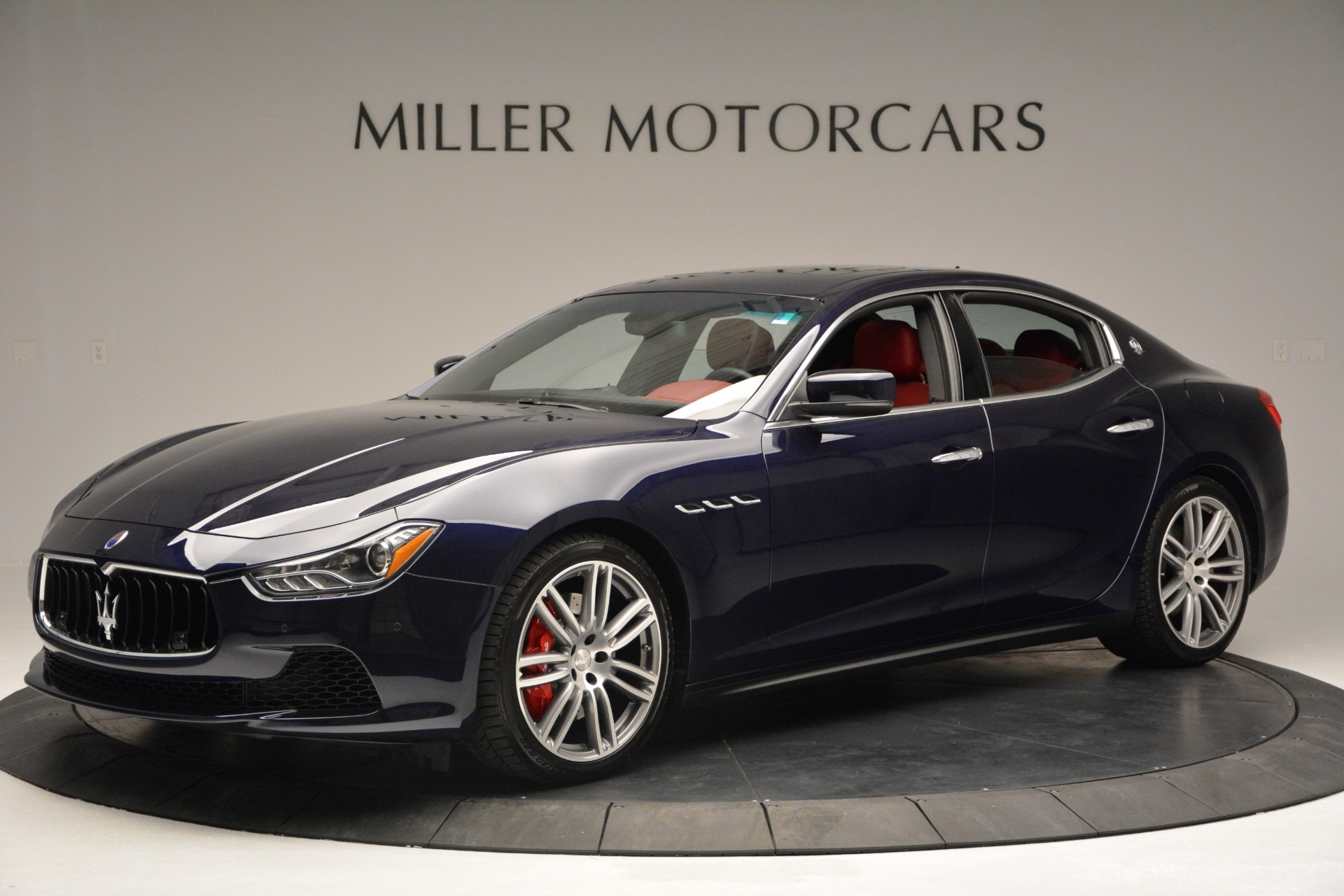2017 Maserati Ghibli S Q4 Stock M1691 For Sale Near Greenwich Ct
