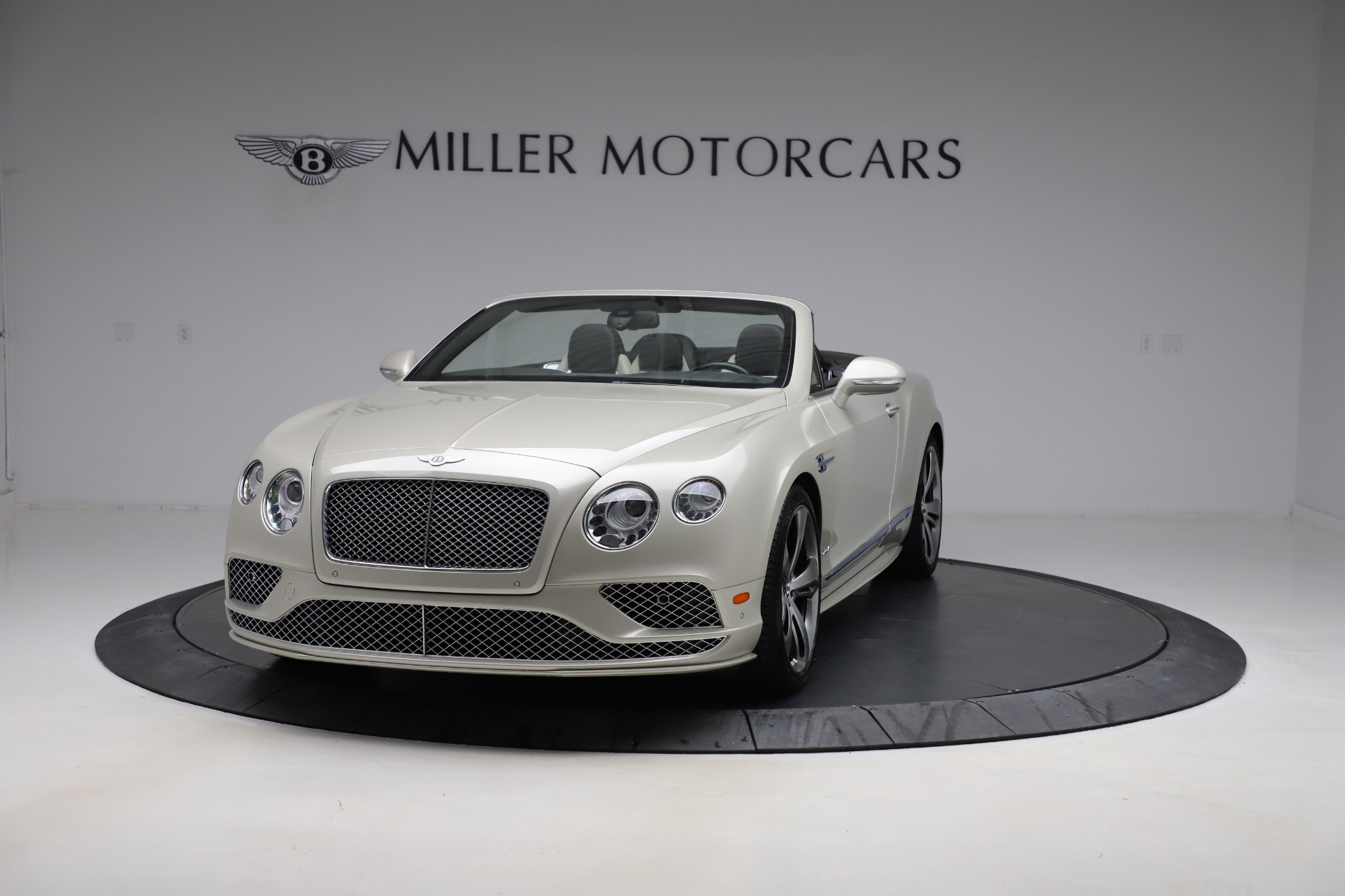 Used 2016 Bentley Continental GT Speed Convertible  | Greenwich, CT
