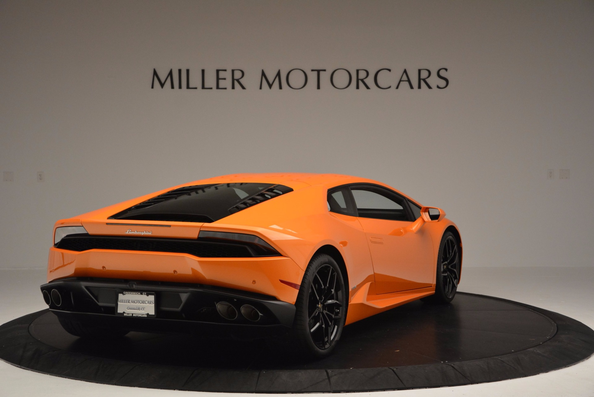 huracan interior orange. used 2015 lamborghini huracan lp 6104 greenwich ct interior orange o