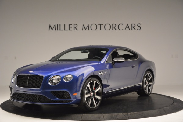 New 2017 Bentley Continental GT Greenwich, CT