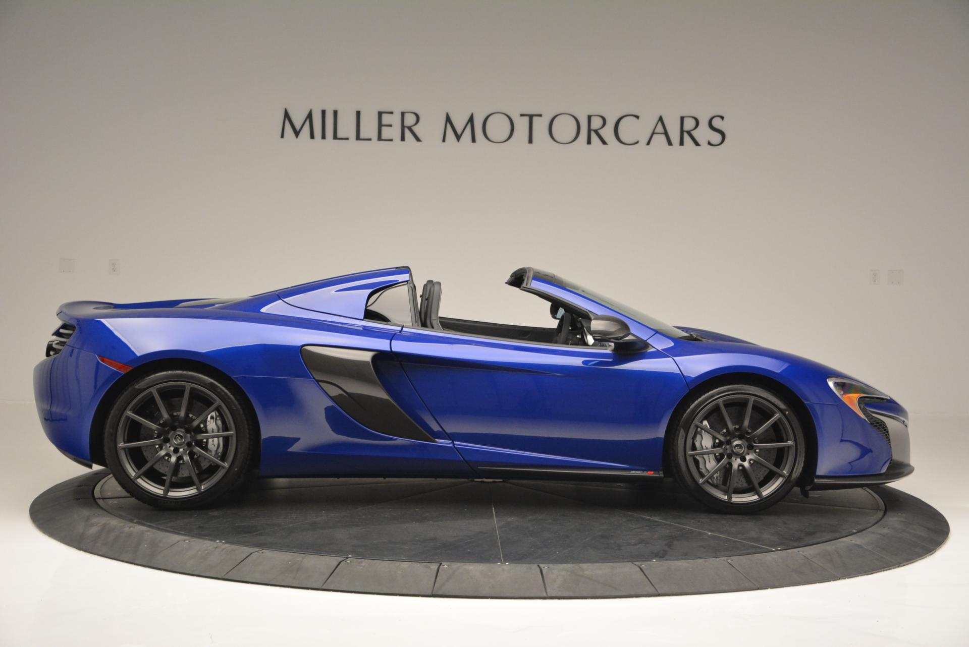 2016 mclaren 650s spider stock # mc238 for sale near greenwich, ct
