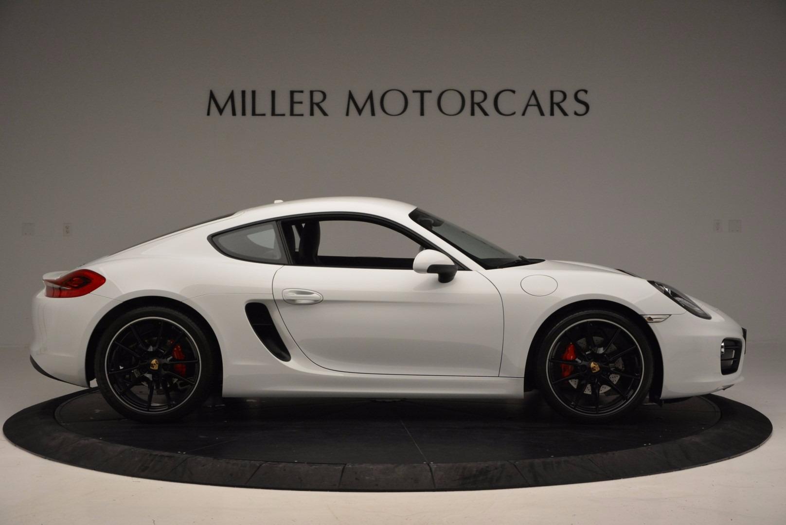 Used 2014 Porsche Cayman S   Greenwich, CT