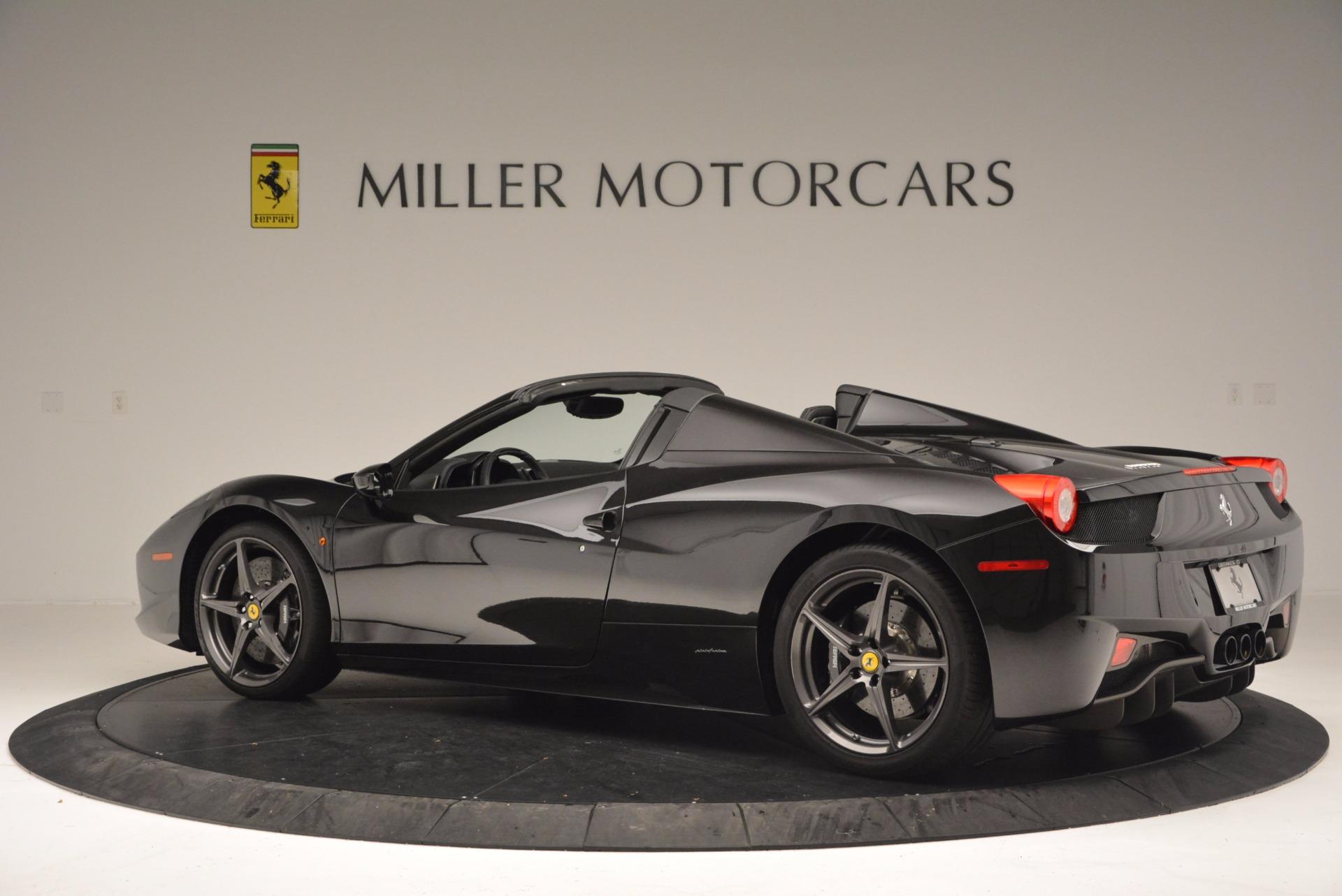 Used 2015 Ferrari 458 Spider  | Greenwich, CT