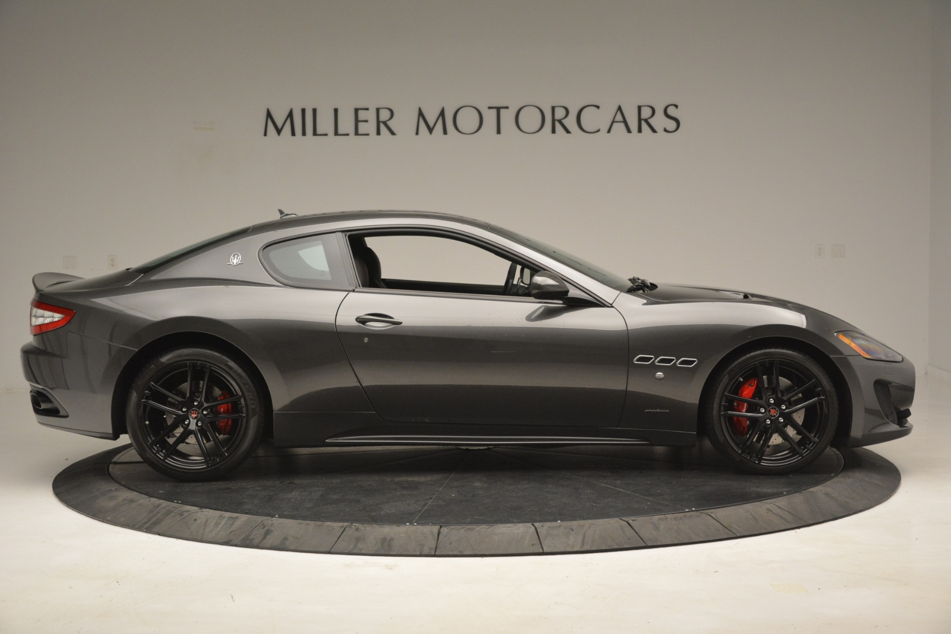 used 2017 maserati granturismo gt sport special edition. Black Bedroom Furniture Sets. Home Design Ideas