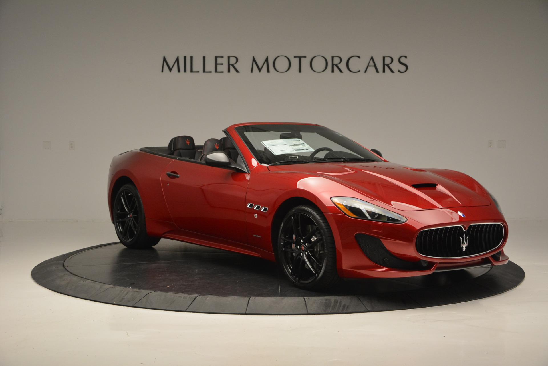 New 2017 Maserati GranTurismo Sport Special Edition | Greenwich, CT