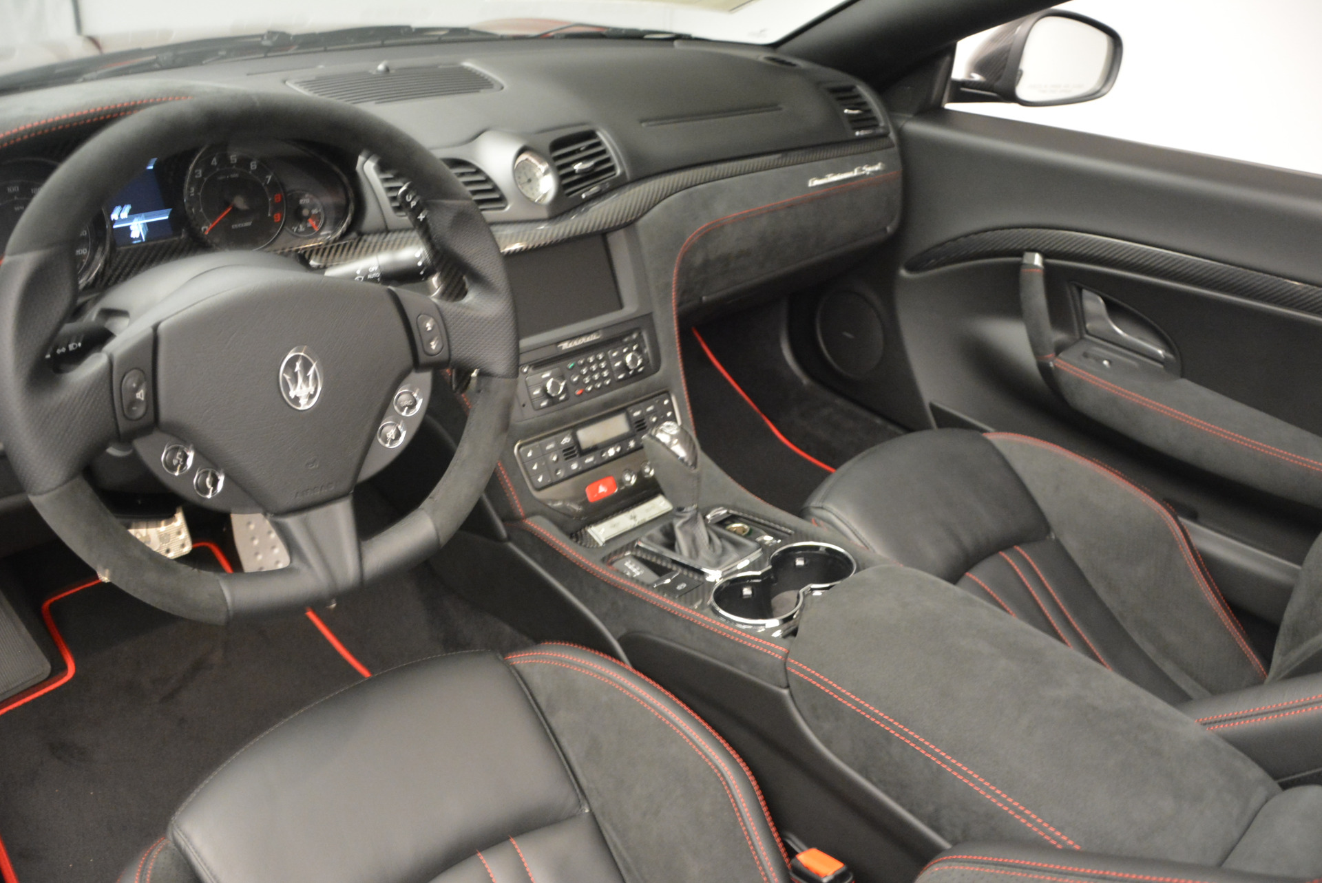 Maserati Granturismo Interior 2017 - Best Accessories Home ...