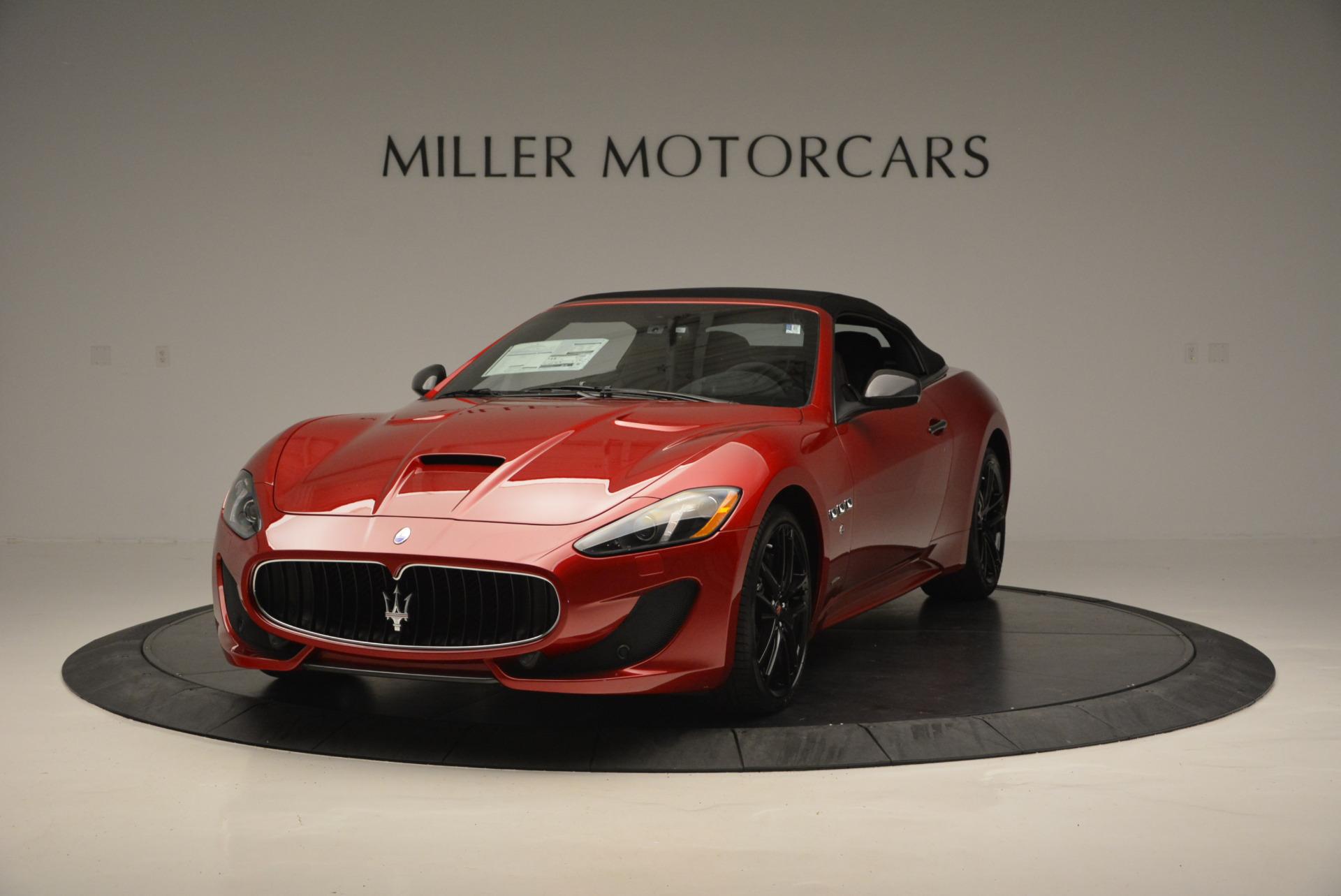 New 2017 Maserati GranTurismo MC Special Edition | Greenwich, CT