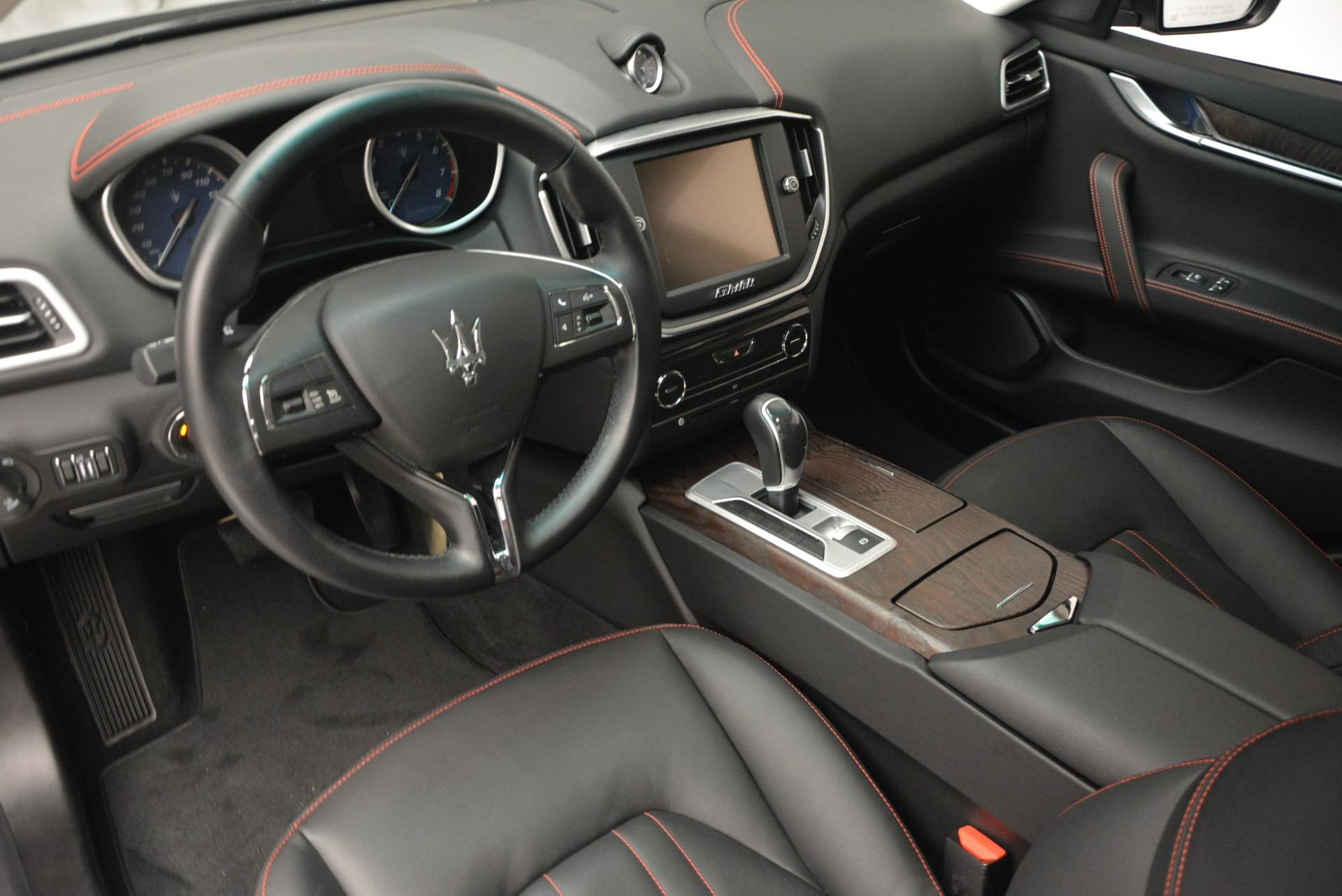 Used 2016 Maserati Ghibli S Q4  EX- LOANER | Greenwich, CT