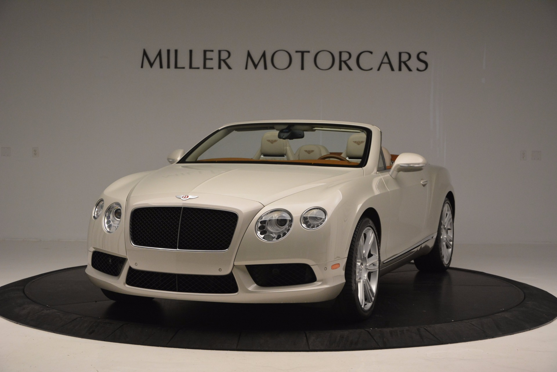 2013 Bentley Continental GTC V8 Stock # 7108 for sale near Greenwich ...