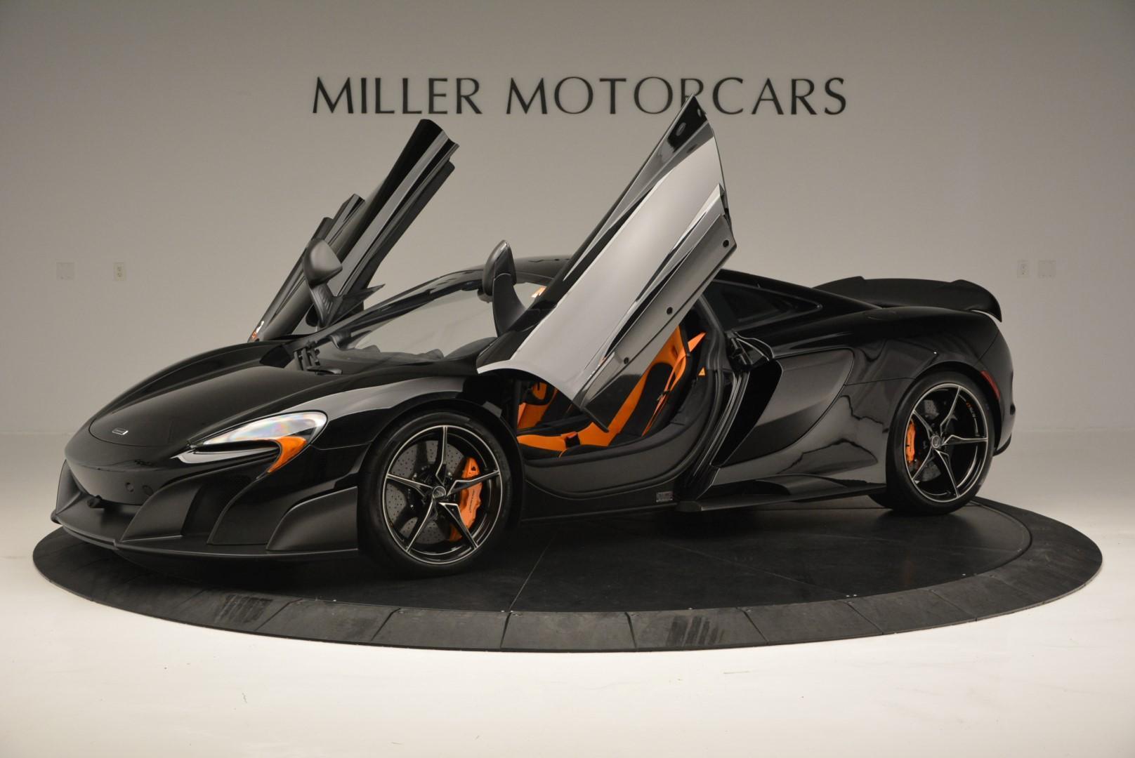 Used 2016 McLaren 675LT    Greenwich, CT