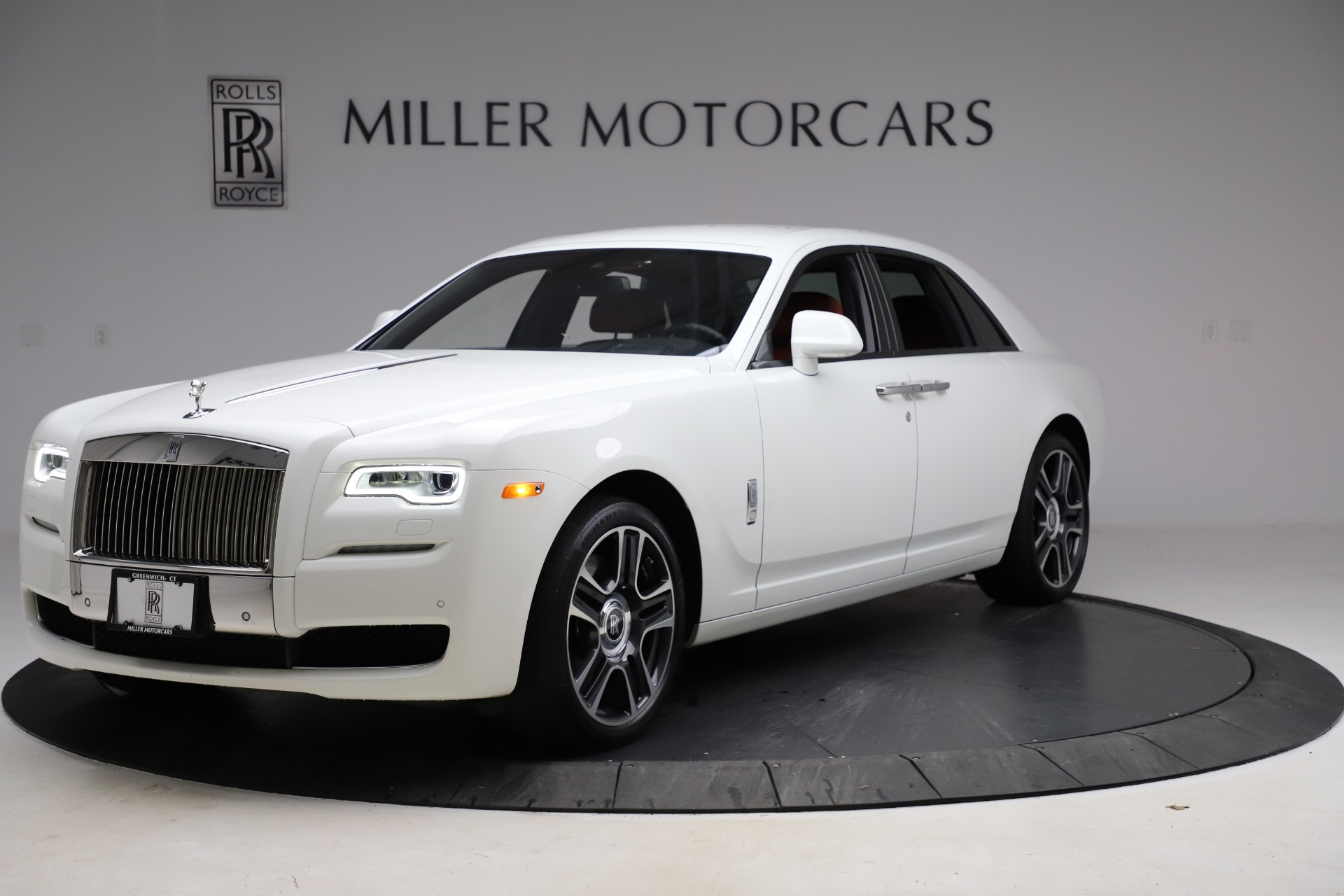 new 2017 rolls royce ghost greenwich ct. Black Bedroom Furniture Sets. Home Design Ideas
