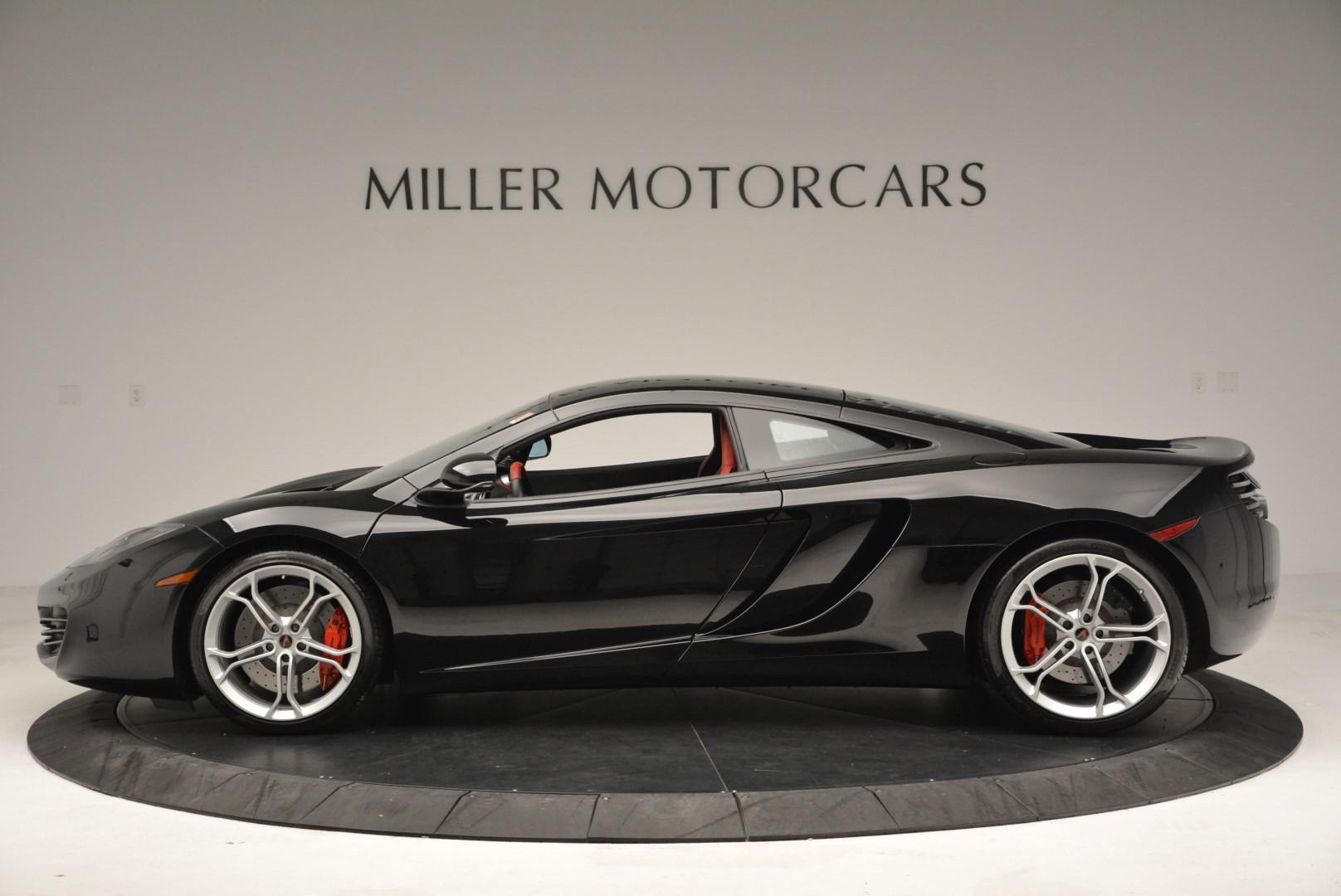 Used 2012 McLaren 12C Coupe | Greenwich, CT
