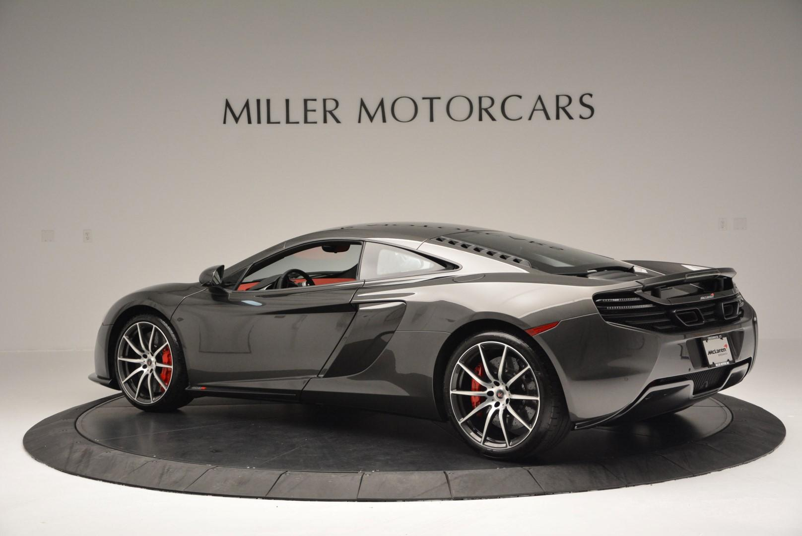 Used 2015 McLaren 650S  | Greenwich, CT