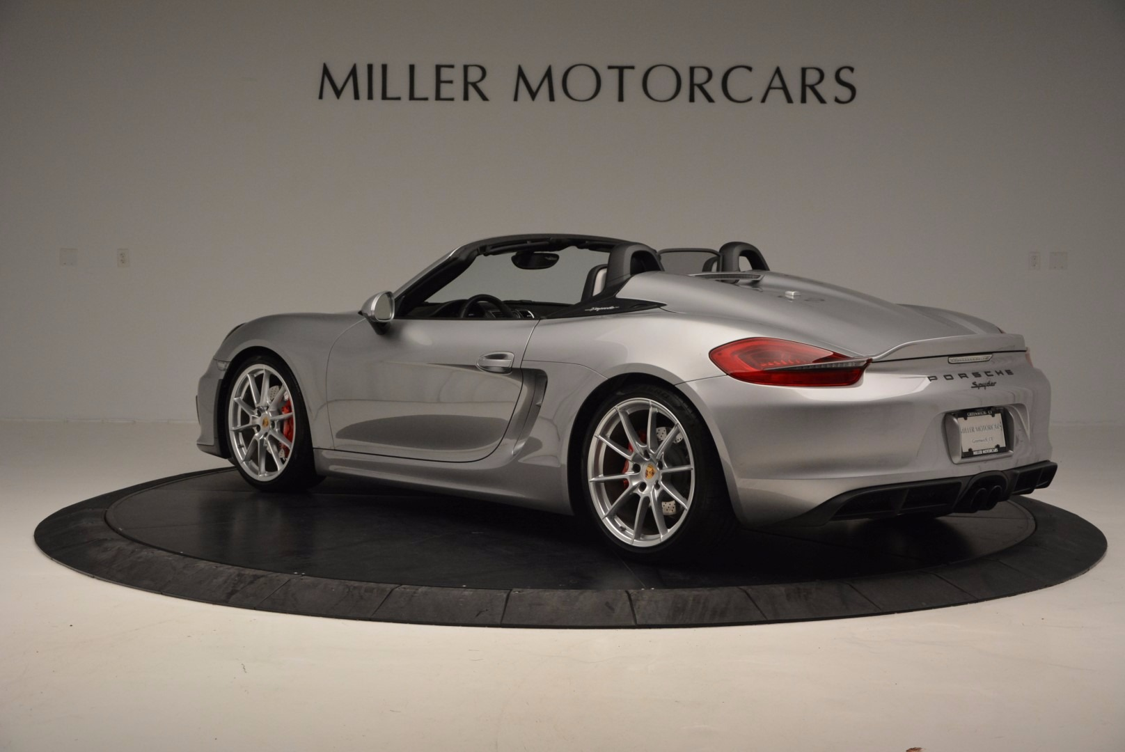 Used 2016 Porsche Boxster Spyder | Greenwich, CT