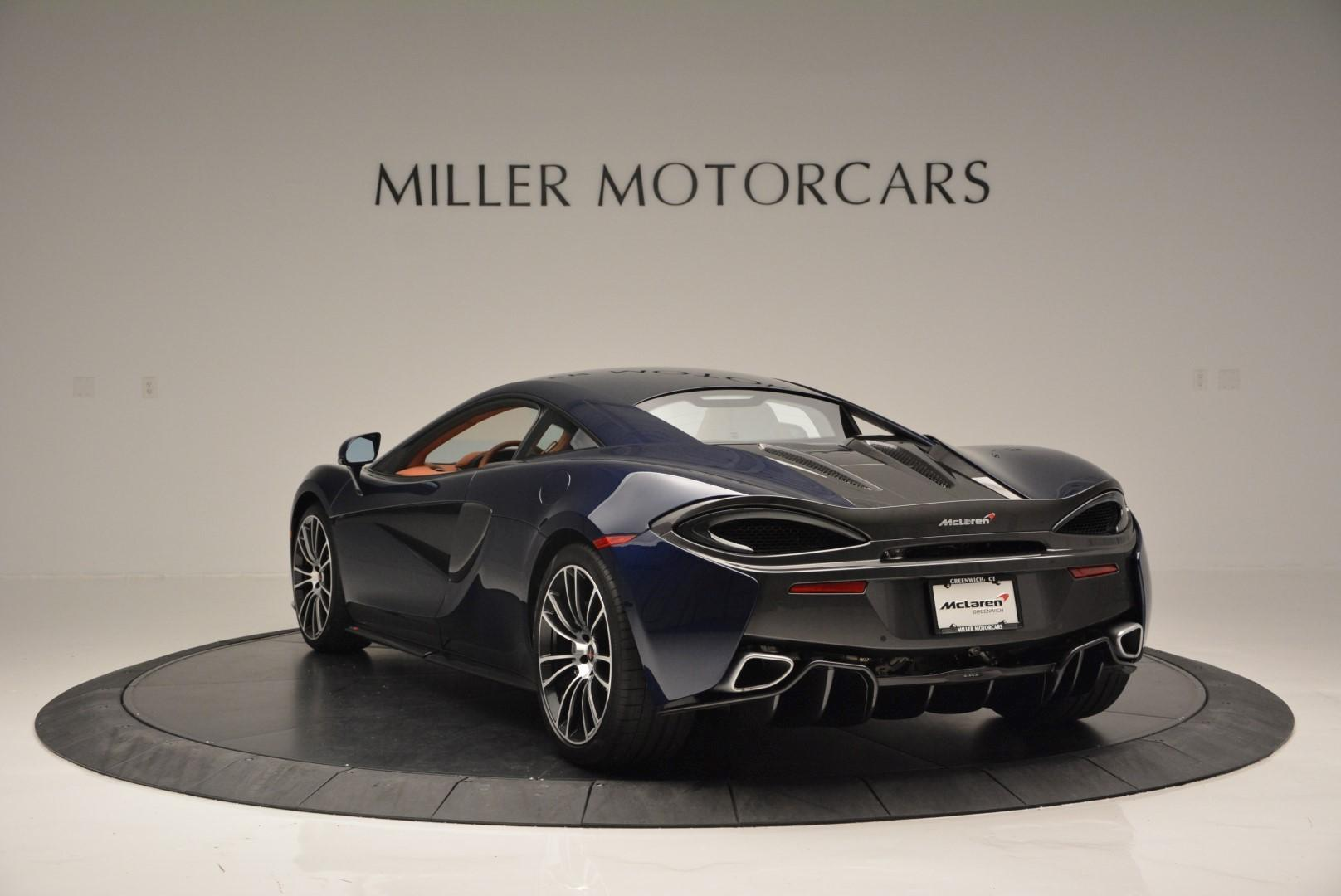New 2016 Mclaren 570s Greenwich Ct