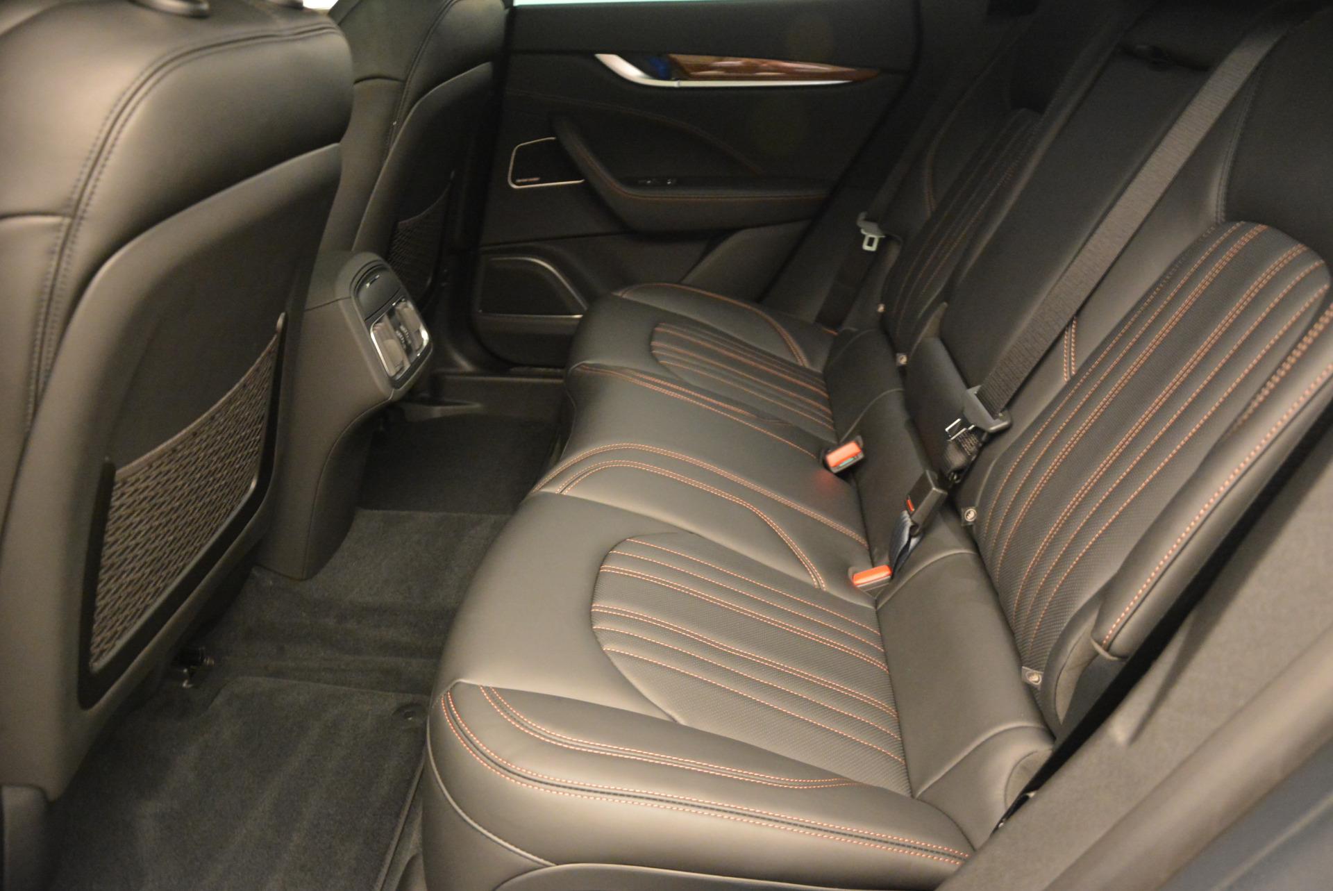 Used 2017 Maserati Levante S Ex Service Loaner   Greenwich, CT