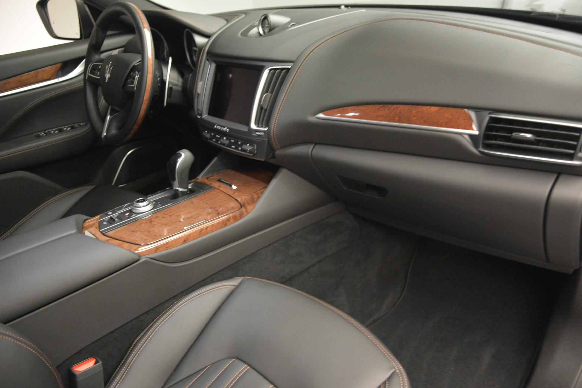 Used 2017 Maserati Levante S Ex Service Loaner | Greenwich, CT
