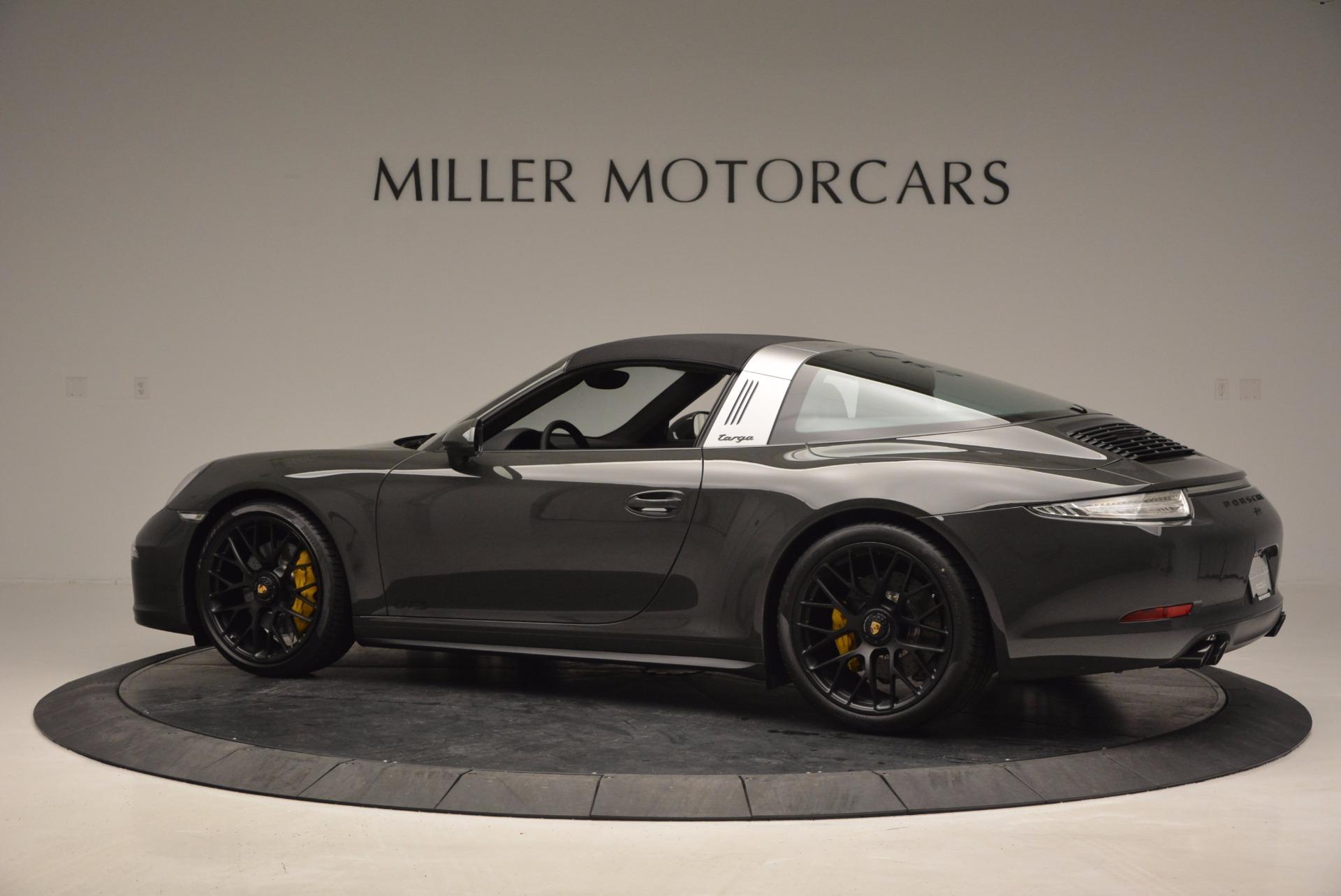 Used 2016 Porsche 911 Targa 4 GTS   Greenwich, CT