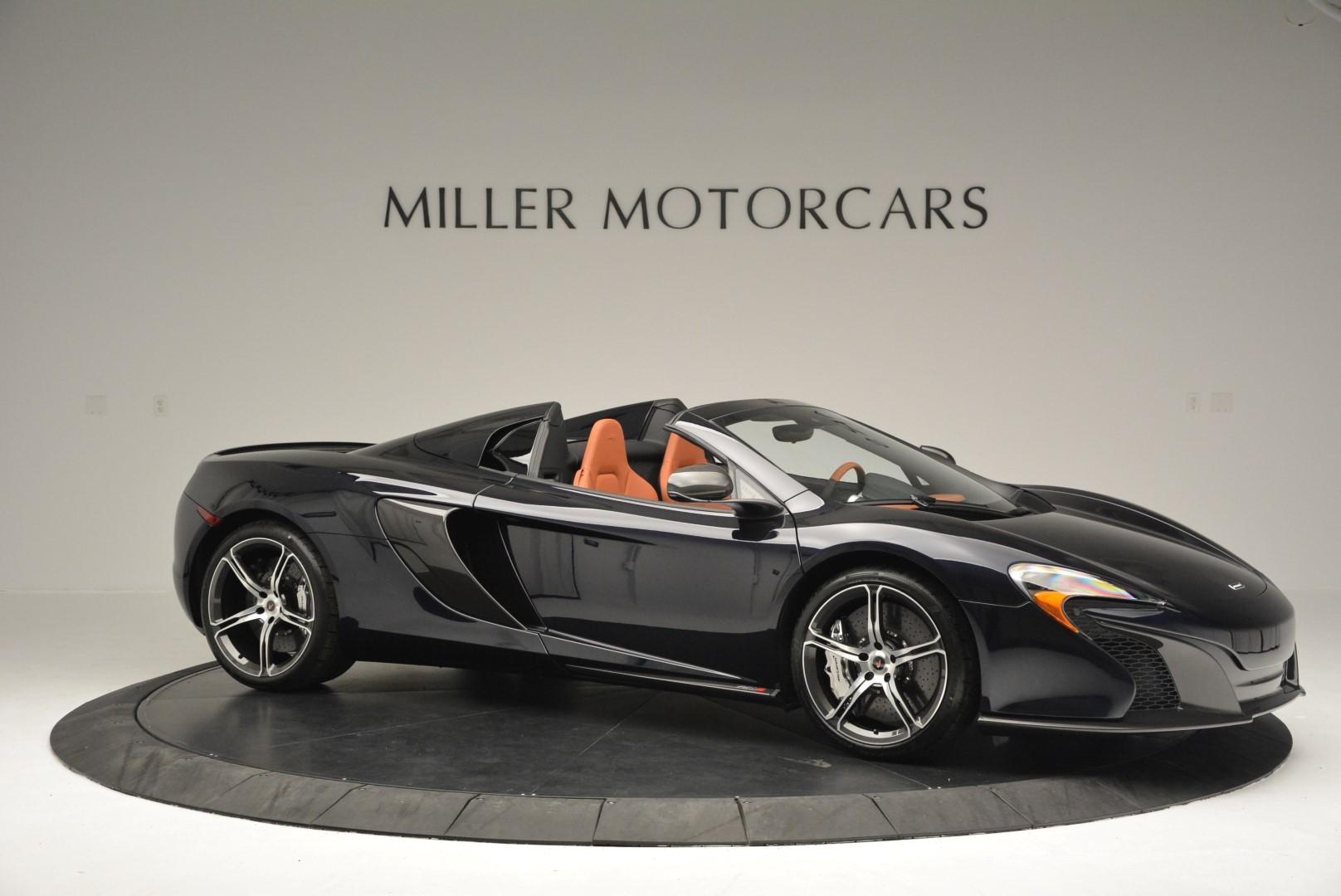 New 2016 McLaren 650S Spider  | Greenwich, CT