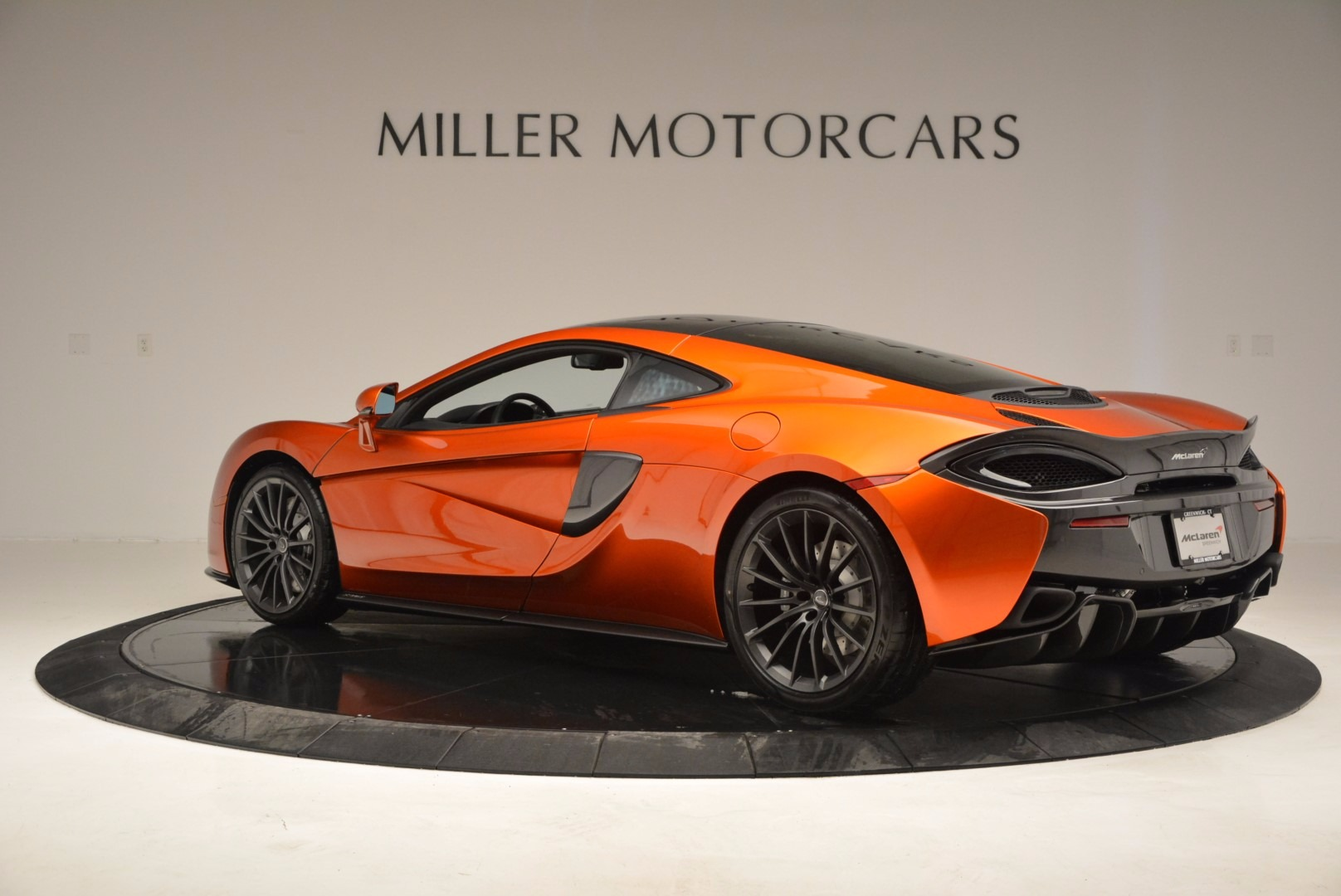 New 2017 Mclaren 570gt Greenwich Ct