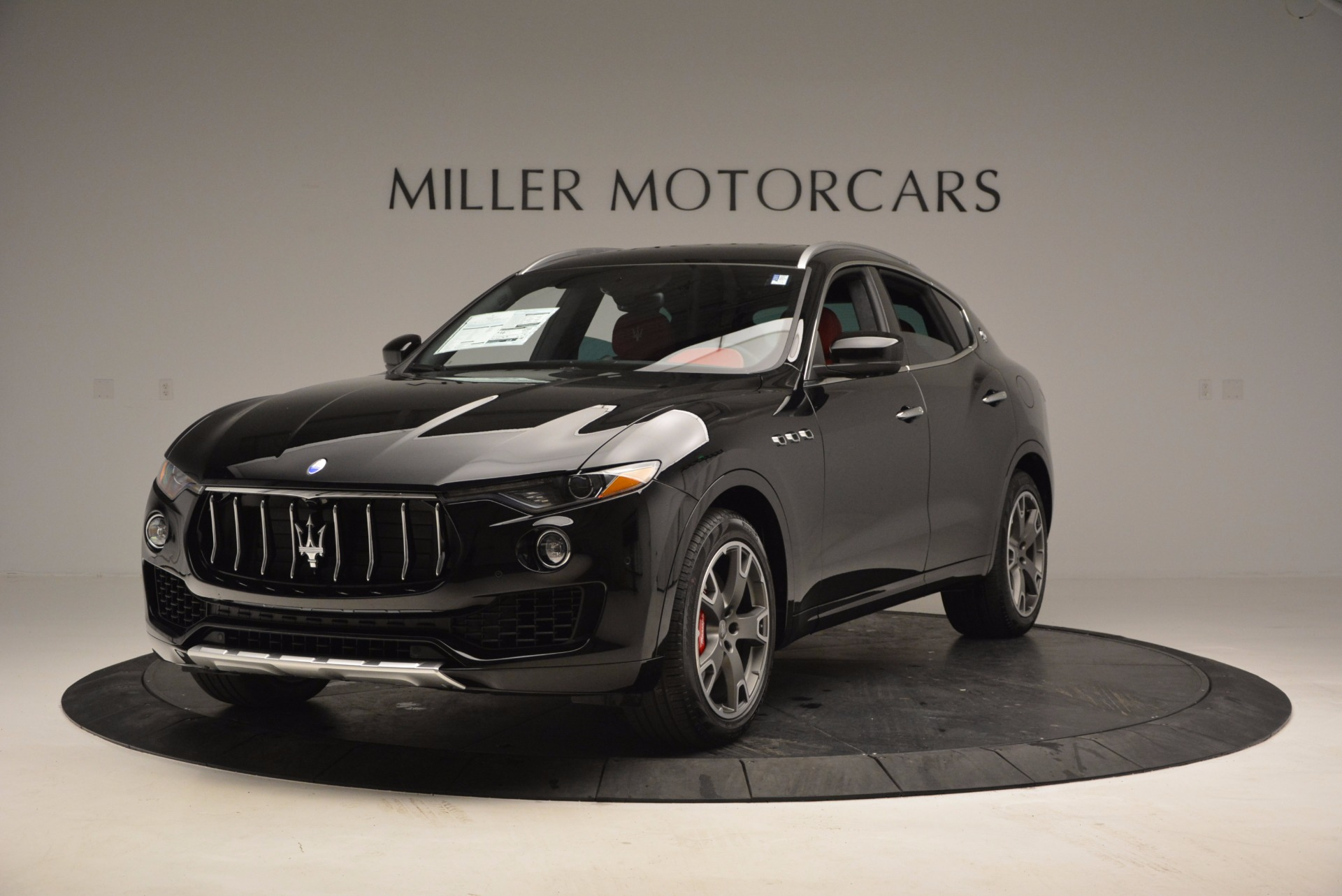 new 2017 maserati levante s zegna edition greenwich ct. Black Bedroom Furniture Sets. Home Design Ideas