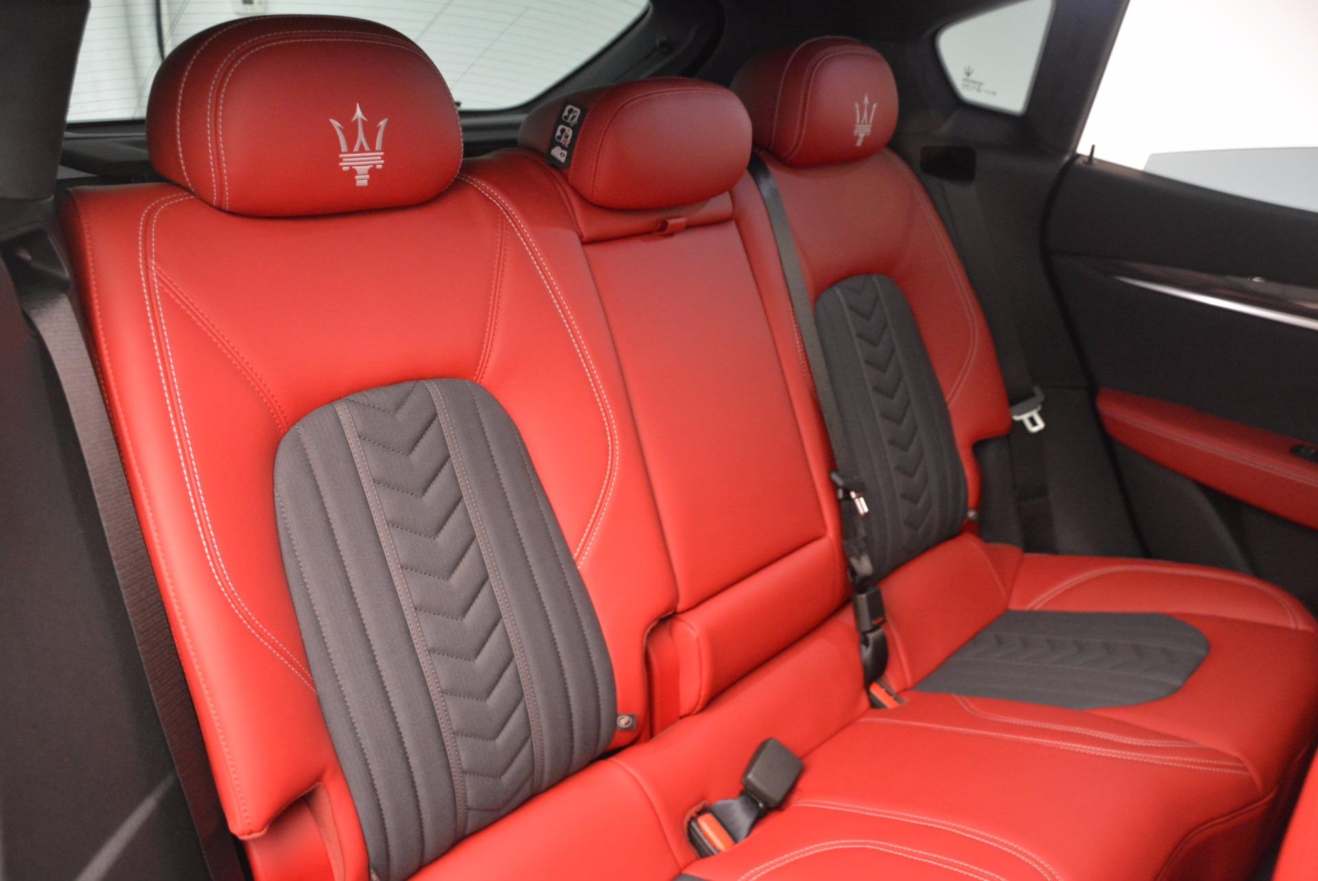 New 2017 Maserati Levante S Zegna Edition | Greenwich, CT