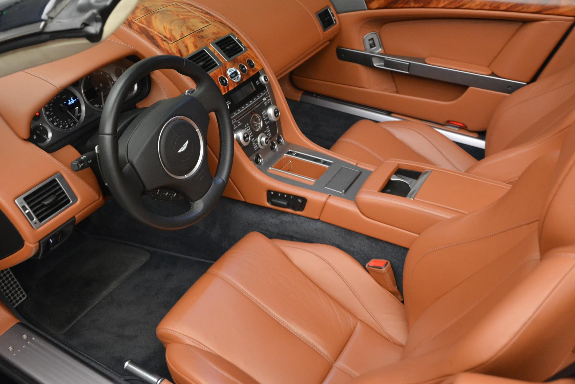 Used 2009 Aston Martin DB9 Volante   Greenwich, CT