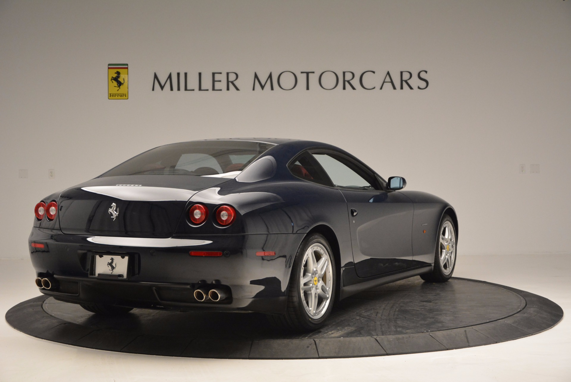 used 2005 ferrari 612 scaglietti 6 speed manual greenwich ct. Black Bedroom Furniture Sets. Home Design Ideas