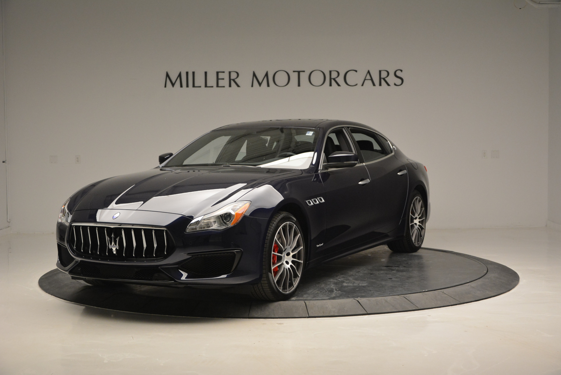 Maserati Q4 Price >> New 2017 Maserati Quattroporte S Q4 GranSport | Greenwich, CT