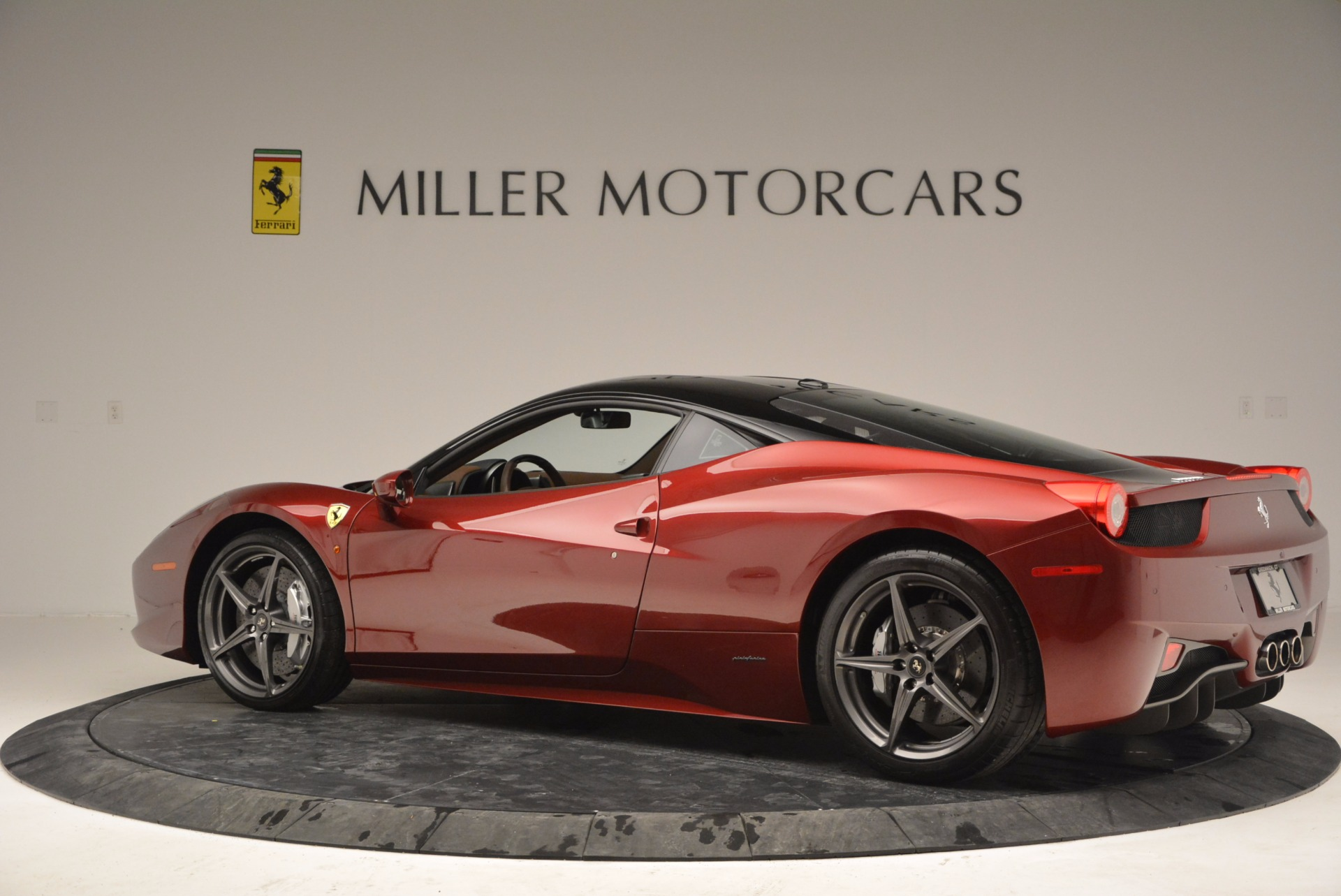 2011 ferrari 458 italia stock # 4374 for  near greenwich, ct