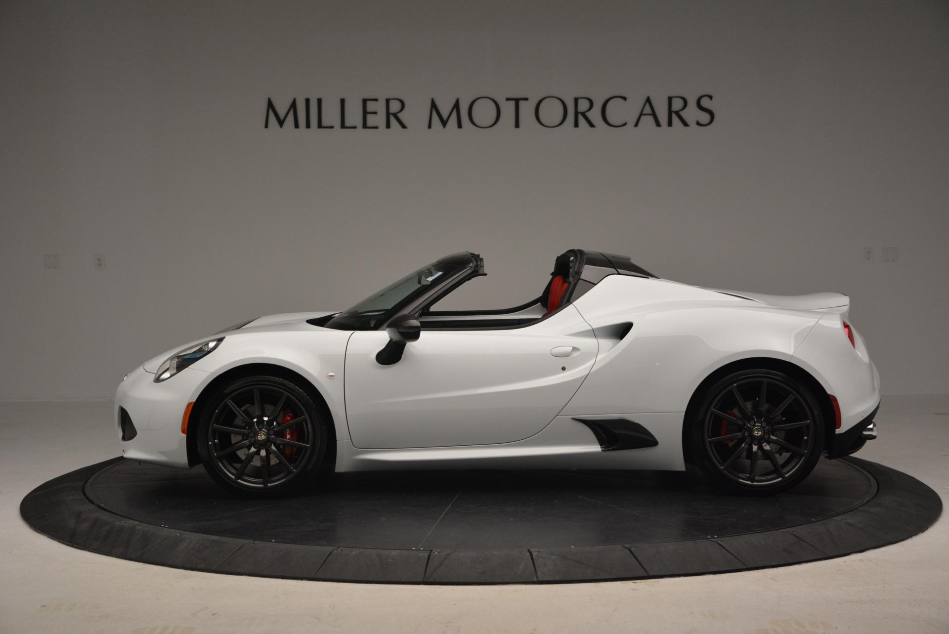 Used 2016 Alfa Romeo 4C Spider Spider | Greenwich, CT