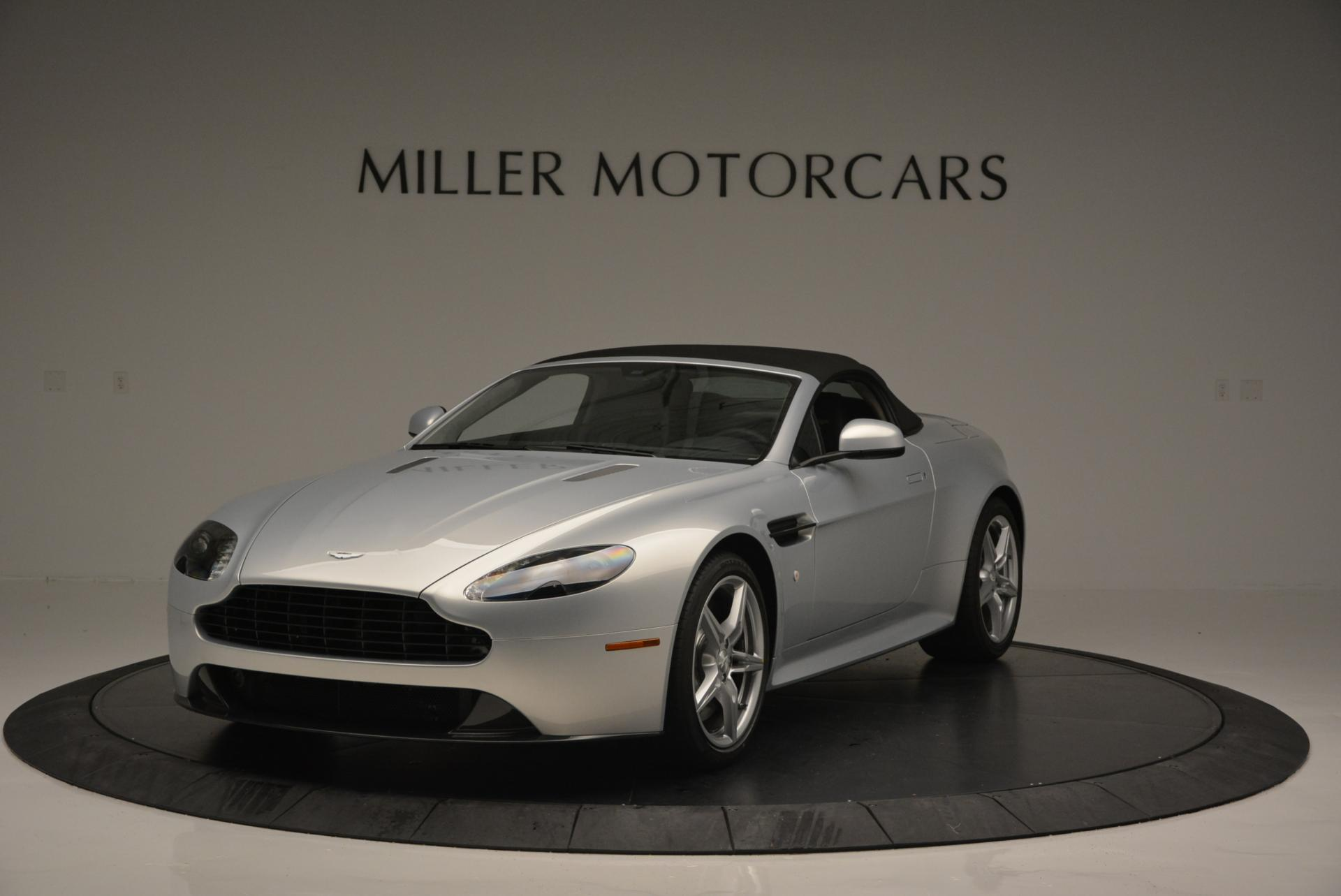 New 2016 Aston Martin V8 Vantage Gts Roadster Greenwich Ct
