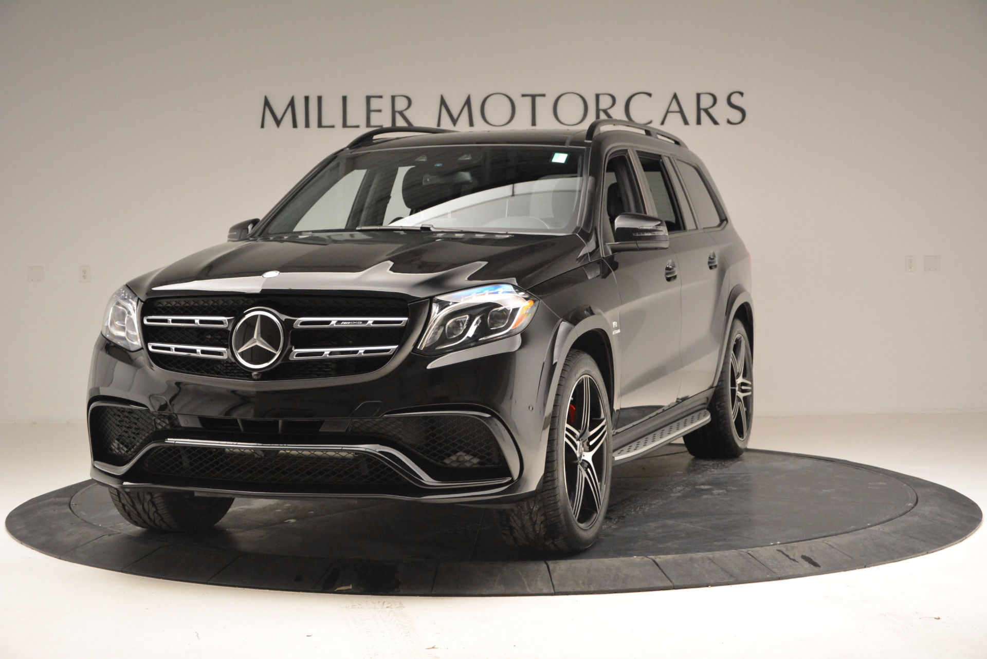 Perfect Used 2017 Mercedes Benz GLS 63 AMG | Greenwich, CT
