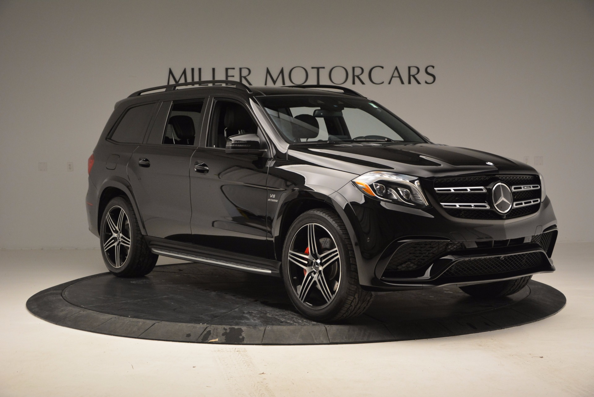 Used 2017 mercedes benz gls 63 amg greenwich ct for Mercedes benz greenwich ct