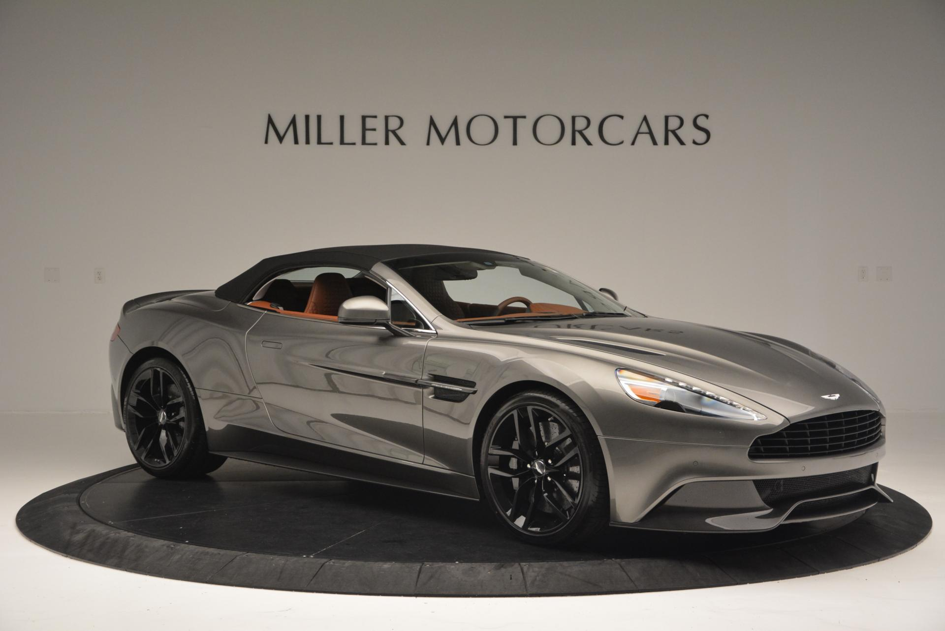 New 2016 Aston Martin Vanquish Volante Greenwich Ct