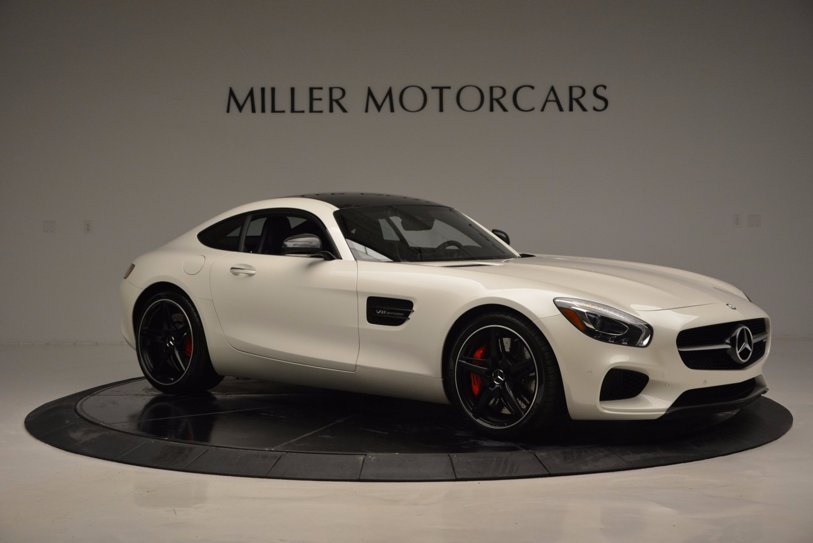 Used 2016 mercedes benz amg gt s greenwich ct for Mercedes benz greenwich ct