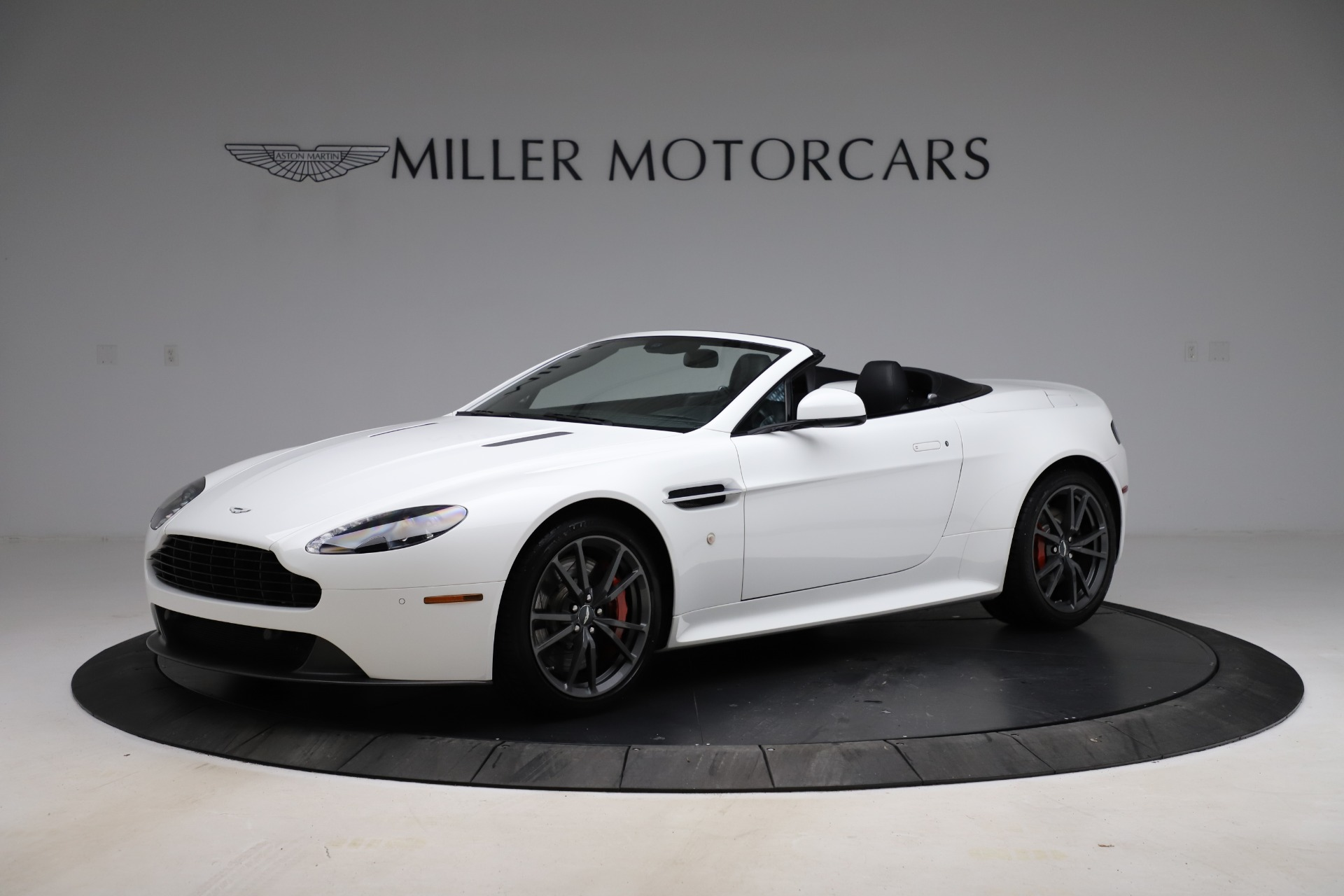 2015 Aston Martin Vantage Gt Gt Roadster Stock A1133 For Sale Near