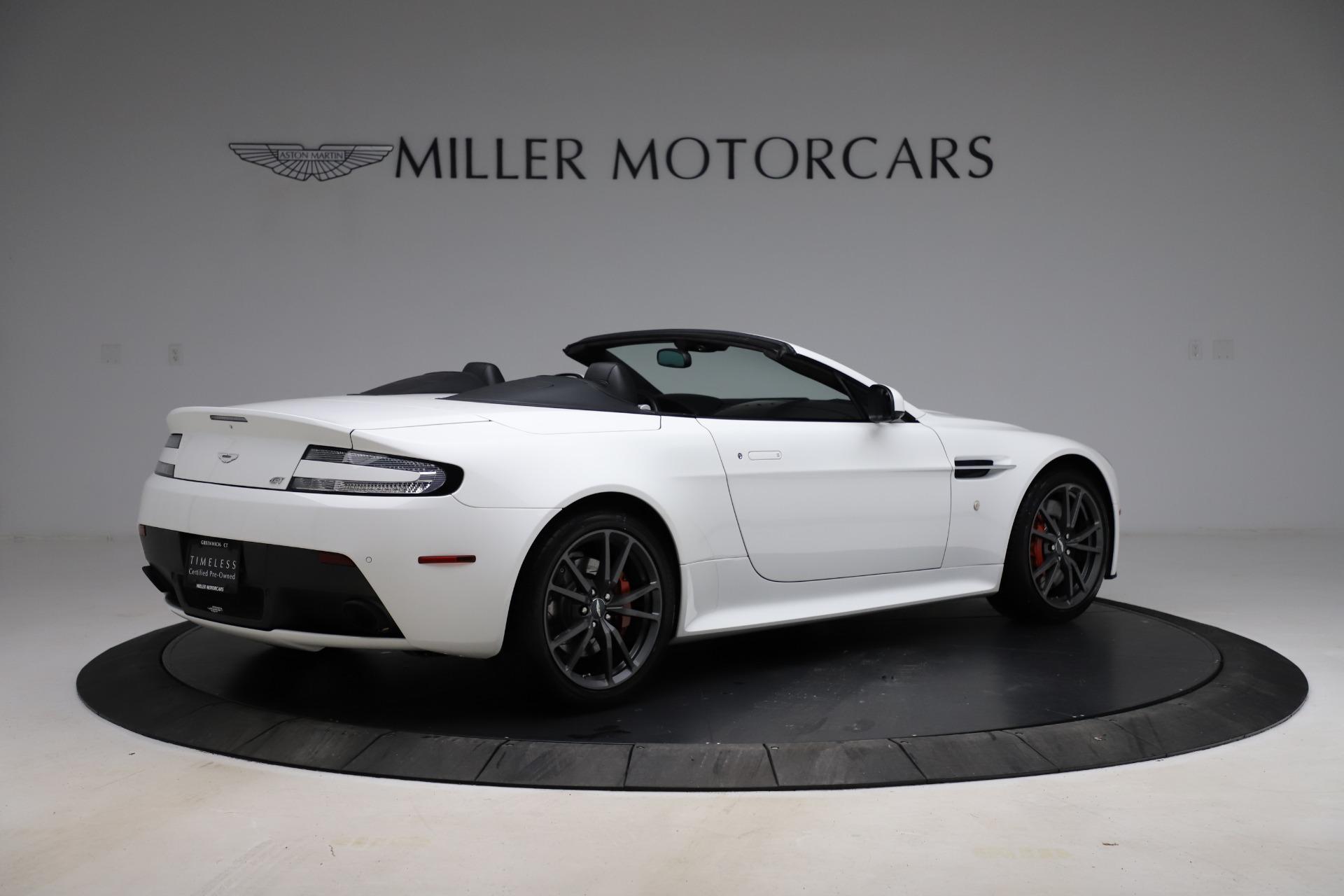 New 2015 Aston Martin Vantage GT GT Roadster | Greenwich, CT