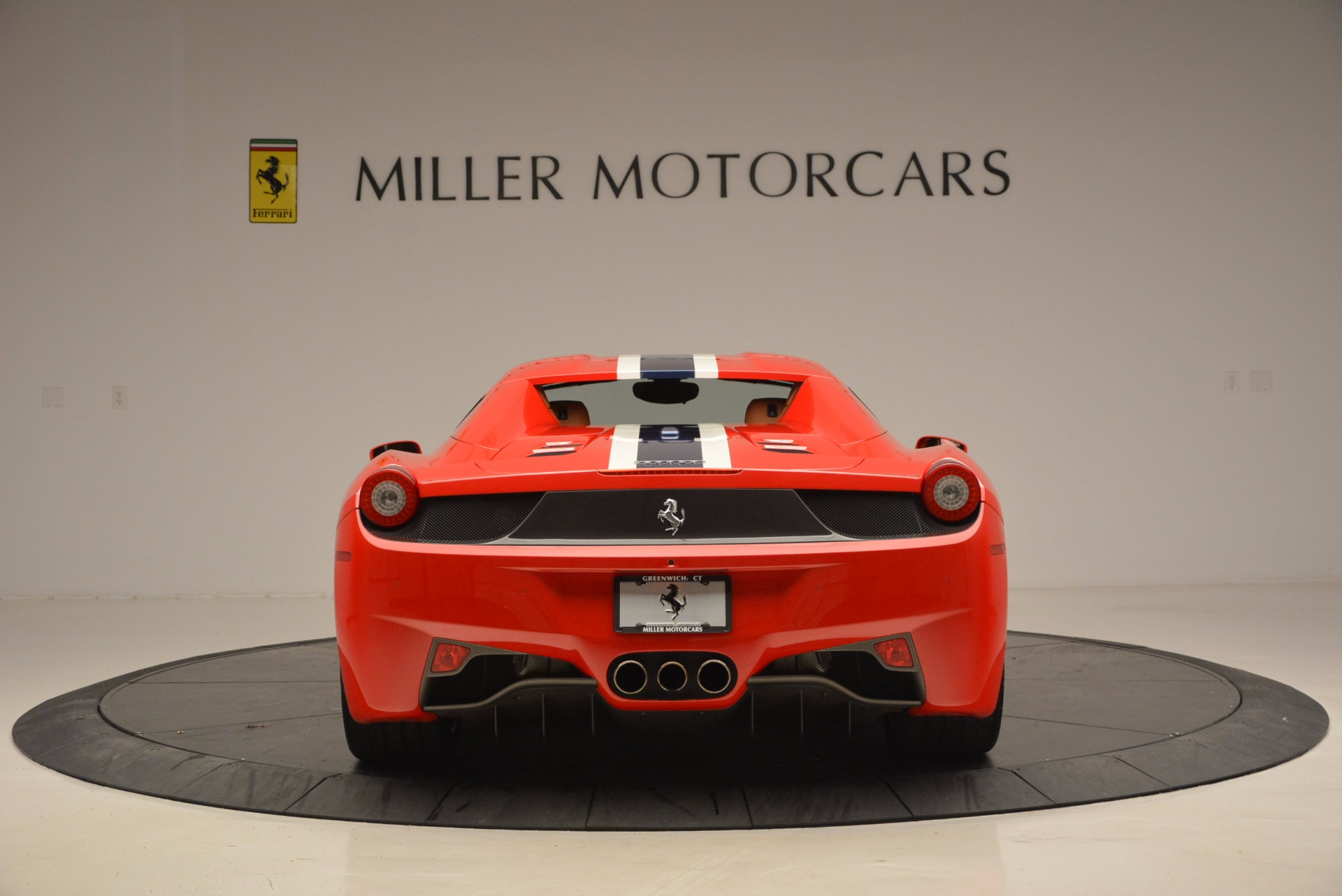 Used 2014 Ferrari 458 Spider Greenwich Ct