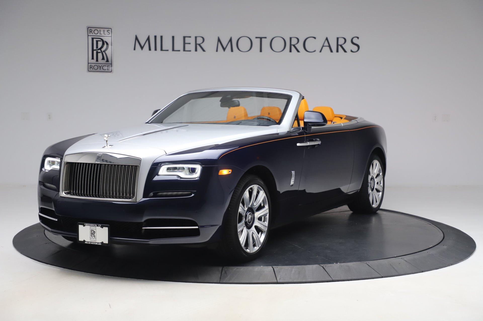 rolls royce dawn dark blue. New 2017 Rolls-Royce Dawn | Greenwich, CT Rolls Royce Dark Blue